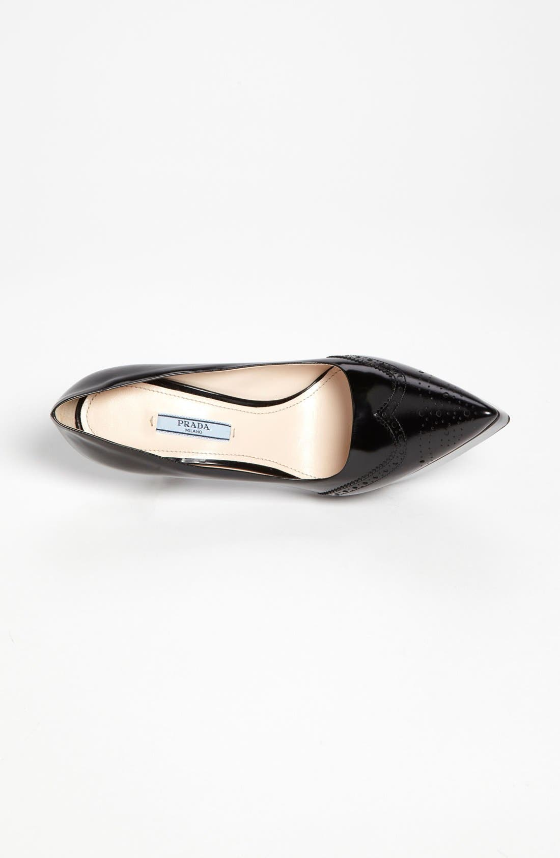 Alternate Image 3  - Prada Oxford Platform Pump
