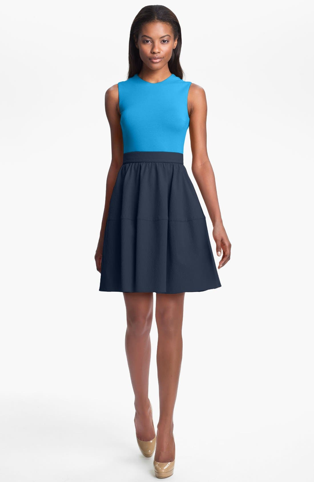 Main Image - Carven Full Skirt Dress
