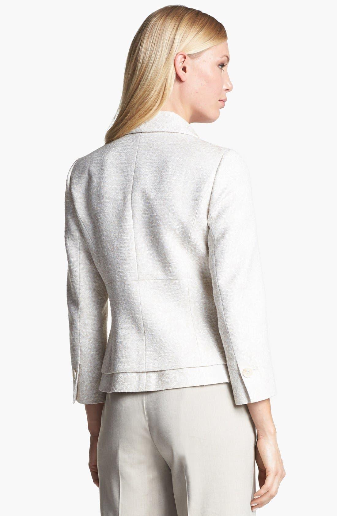 Alternate Image 2  - Classiques Entier® 'Ghizor Weave' Jacket