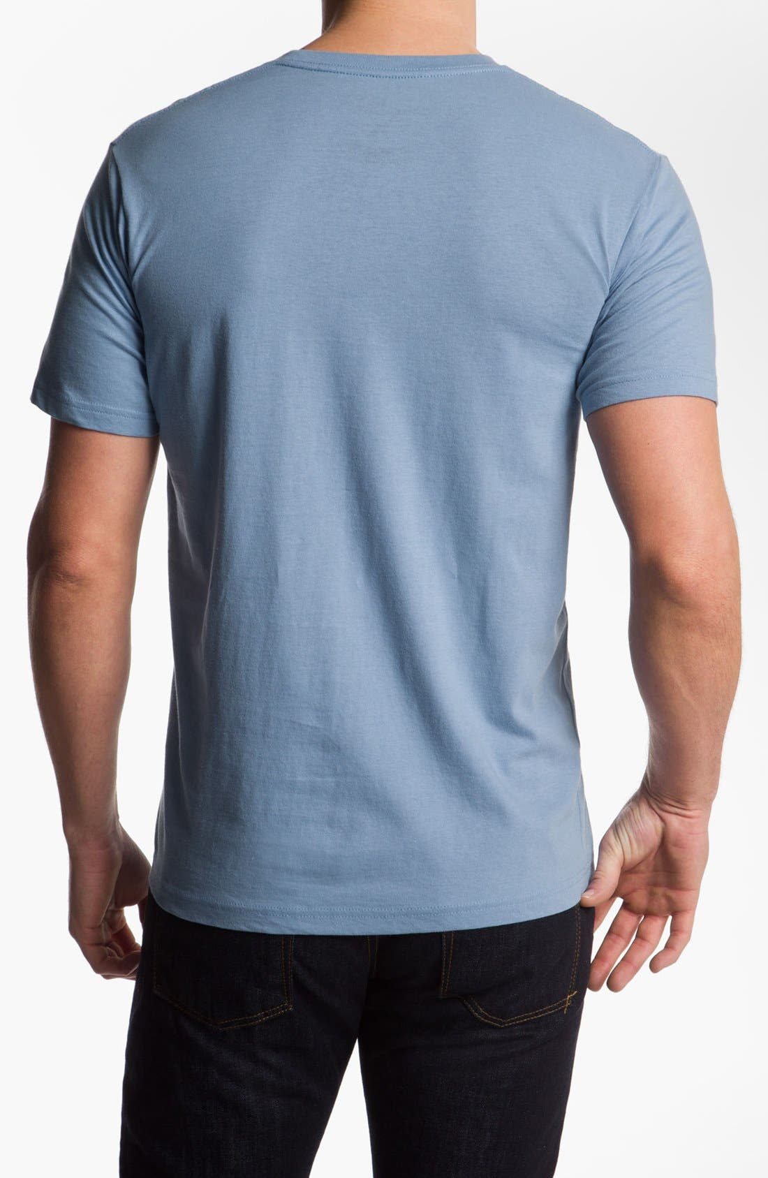 Alternate Image 2  - Volcom 'Fender® Music Foundation' Graphic T-Shirt