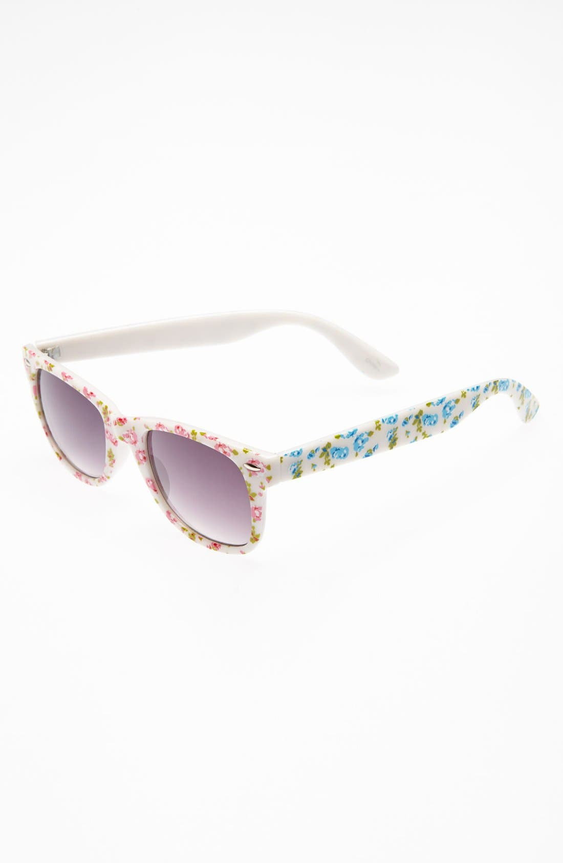 Main Image - Icon Eyewear Retro Sunglasses (Girls)