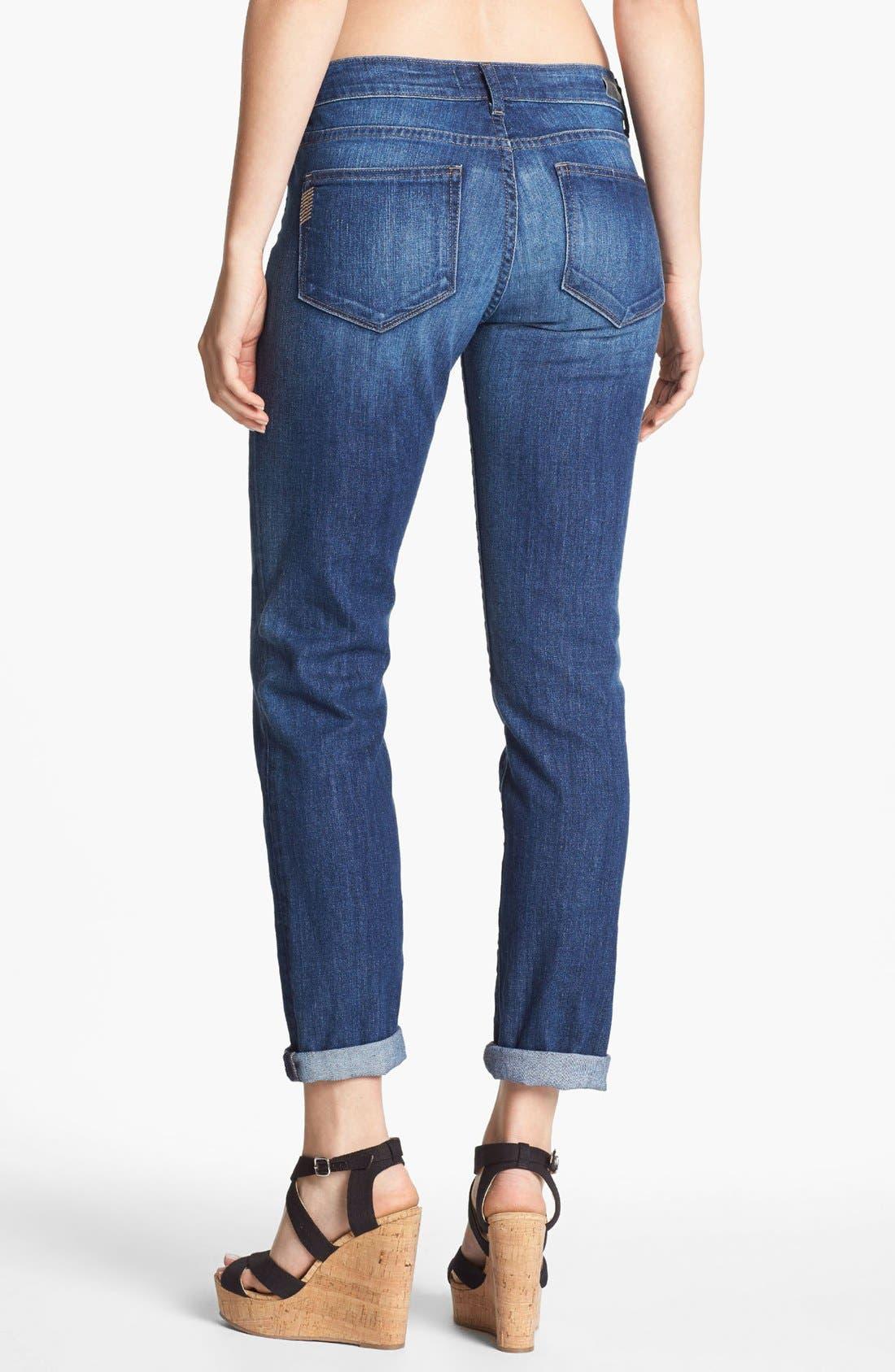 Alternate Image 2  - Paige Denim 'Jimmy Jimmy' Skinny Jeans (Penelope)