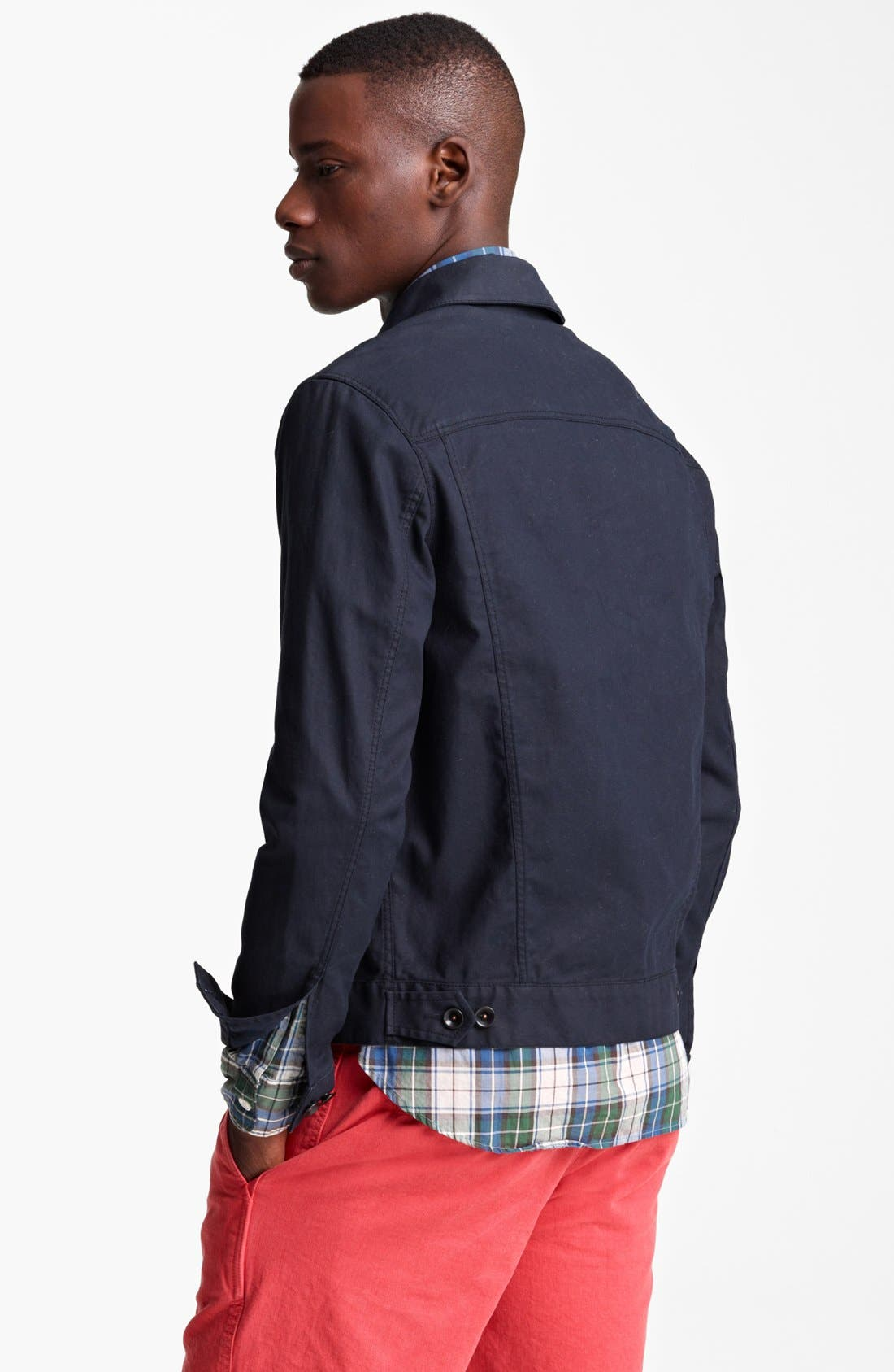 Alternate Image 2  - Todd Snyder Denim Jacket