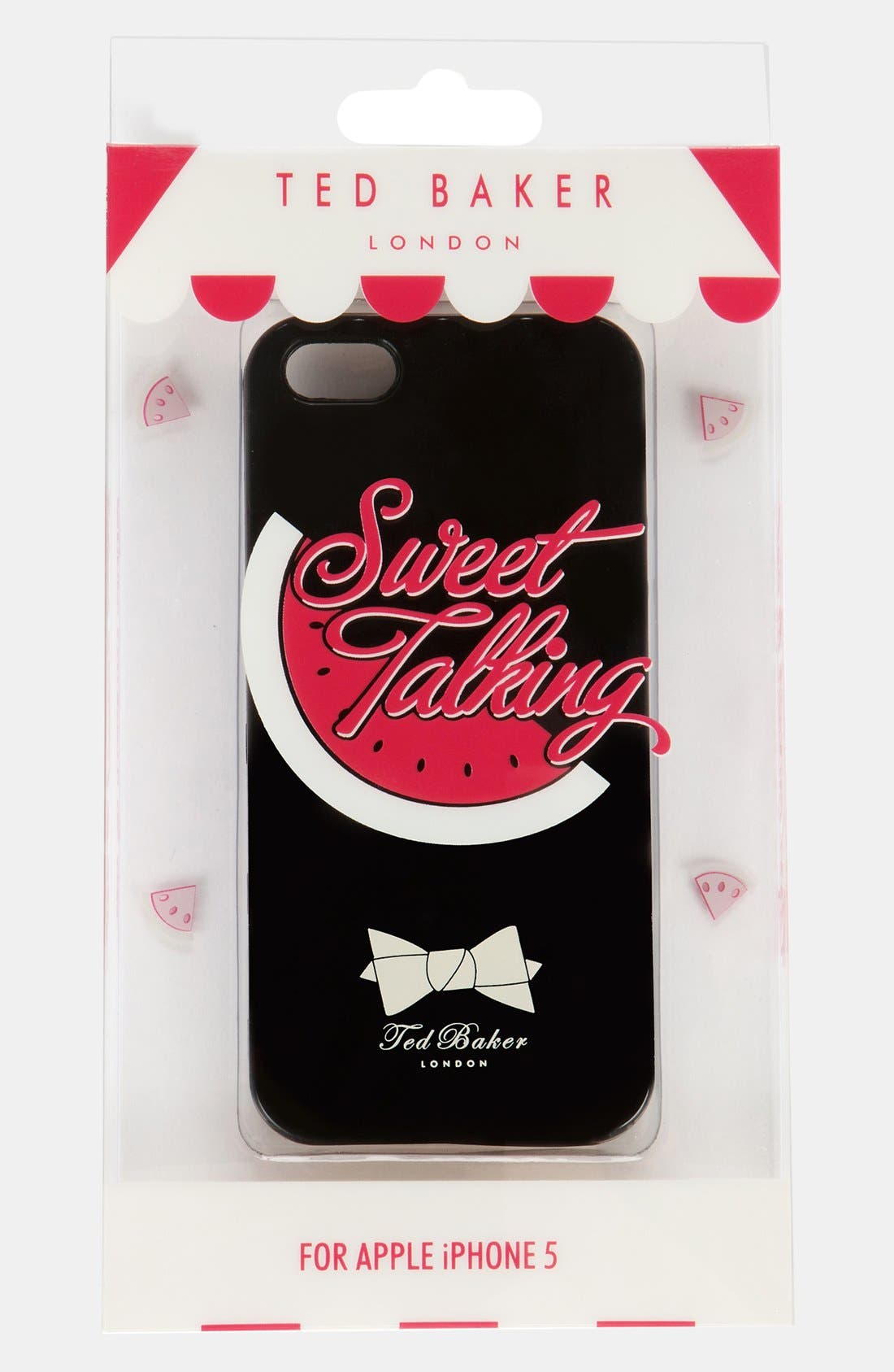 Alternate Image 2  - Ted Baker London 'Bow' iPhone 5 Case
