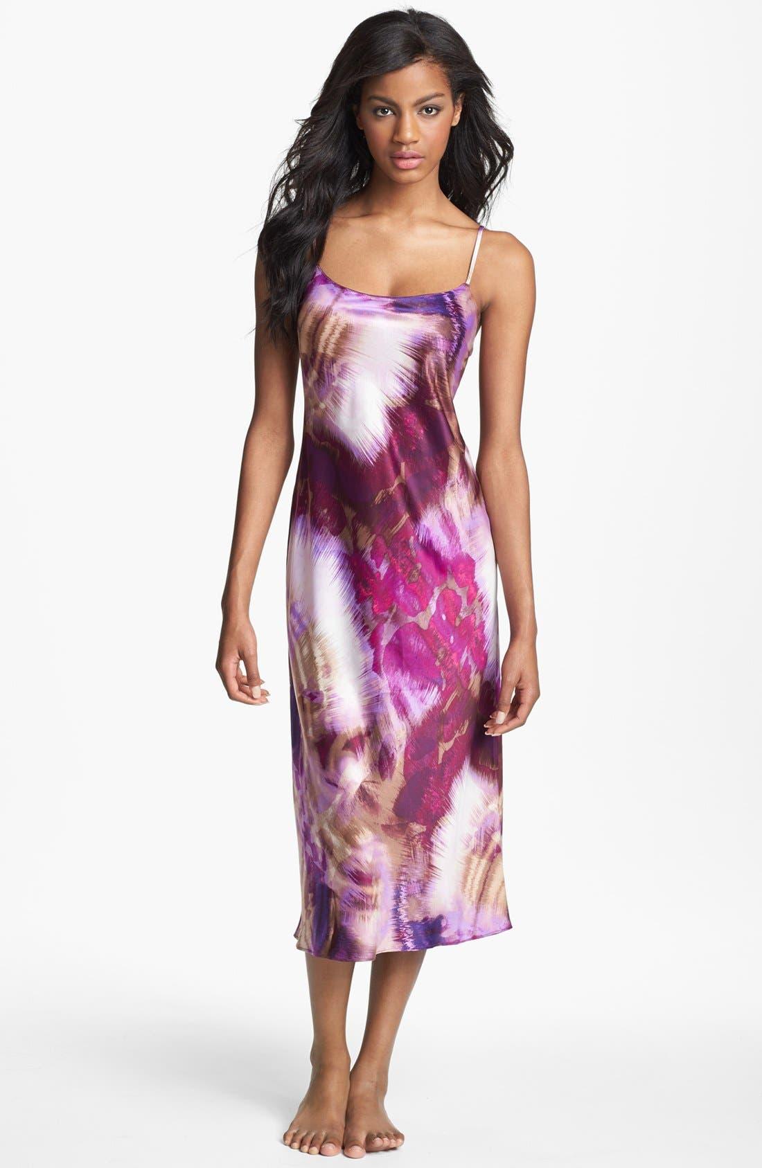 Alternate Image 1 Selected - Natori 'Kabibi' Nightgown