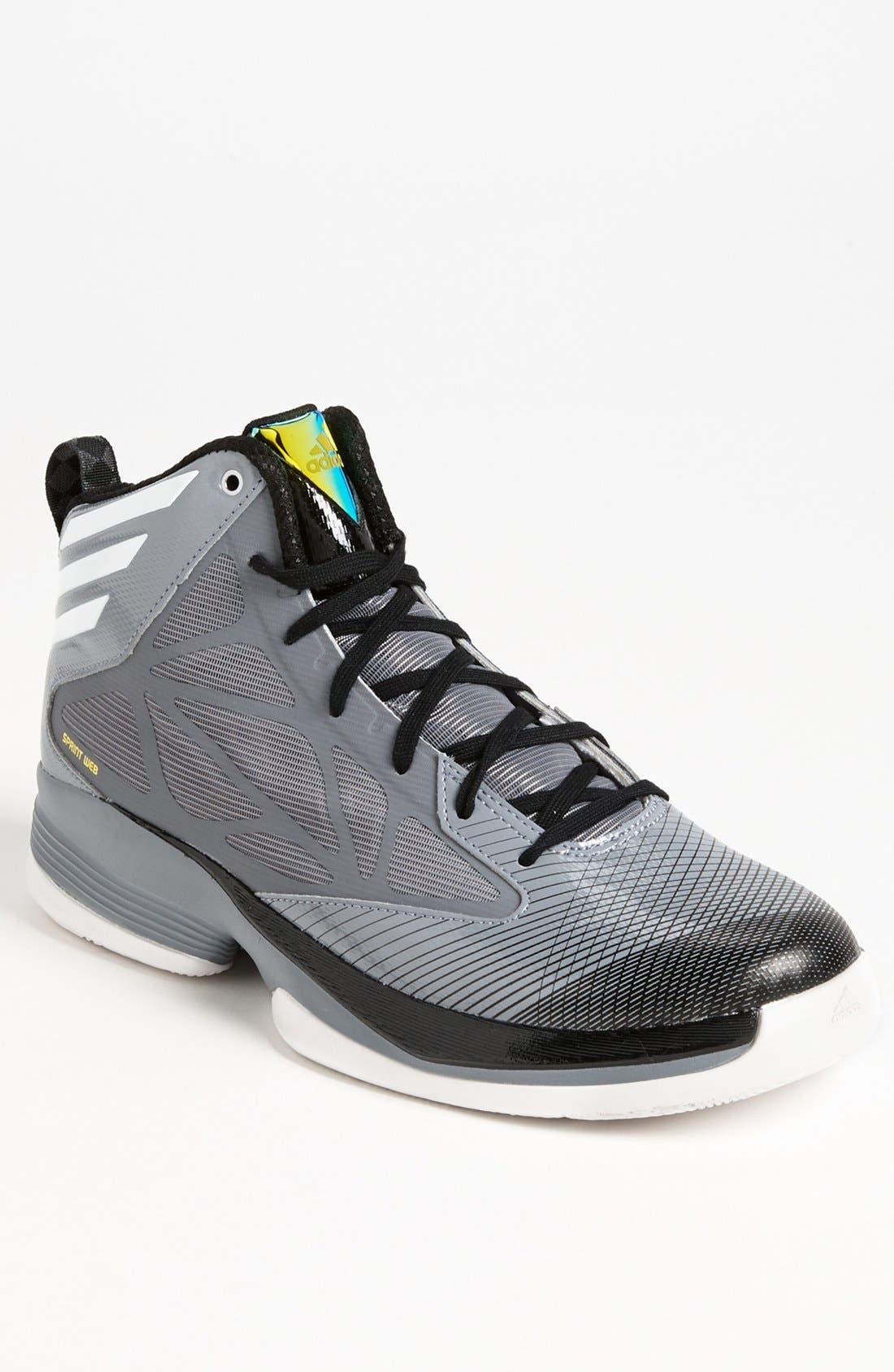 Alternate Image 1 Selected - adidas 'Crazy Fast' Basketball Shoe (Men)