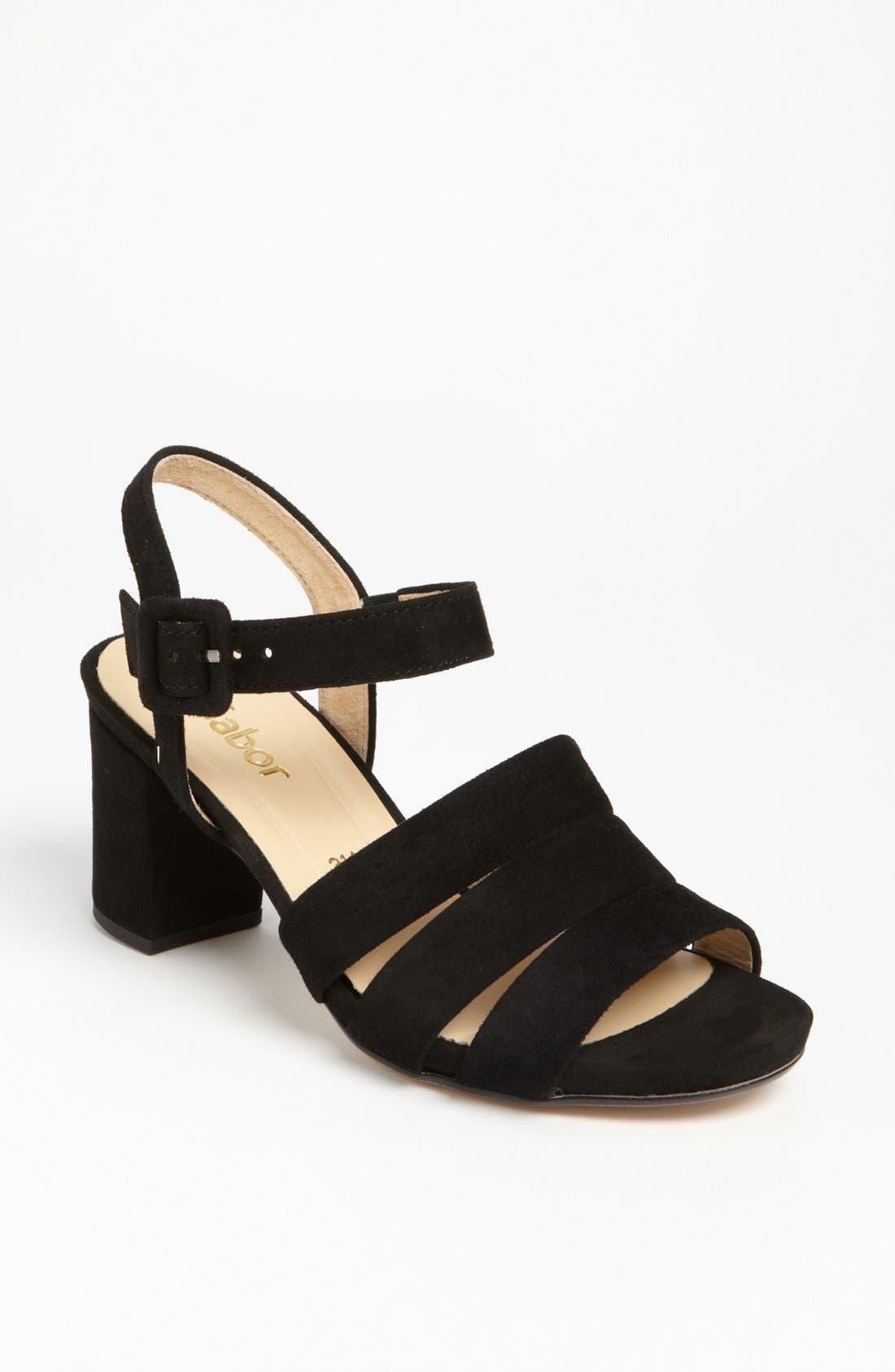 Alternate Image 1 Selected - Gabor Sandal