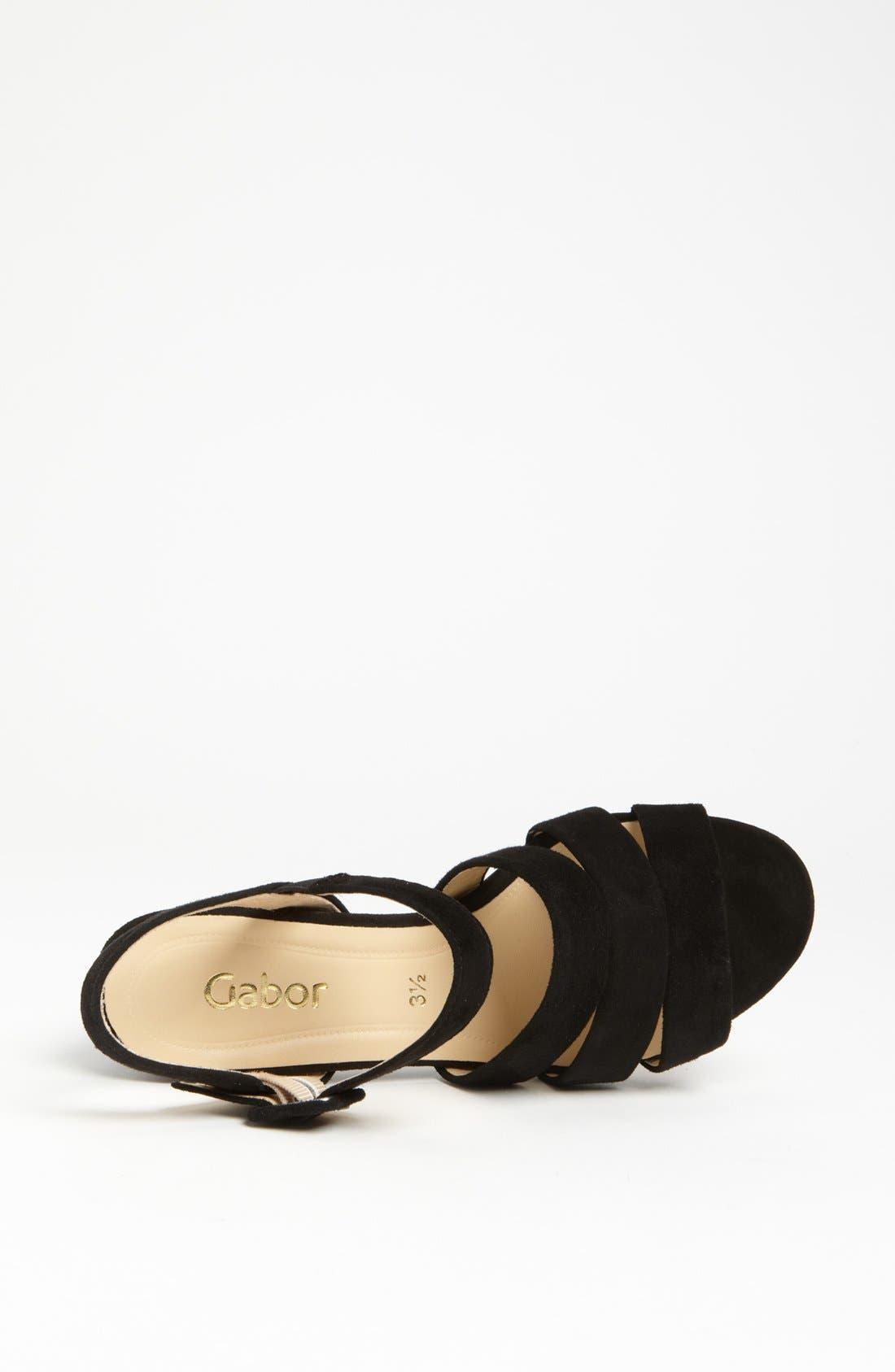 Alternate Image 3  - Gabor Sandal