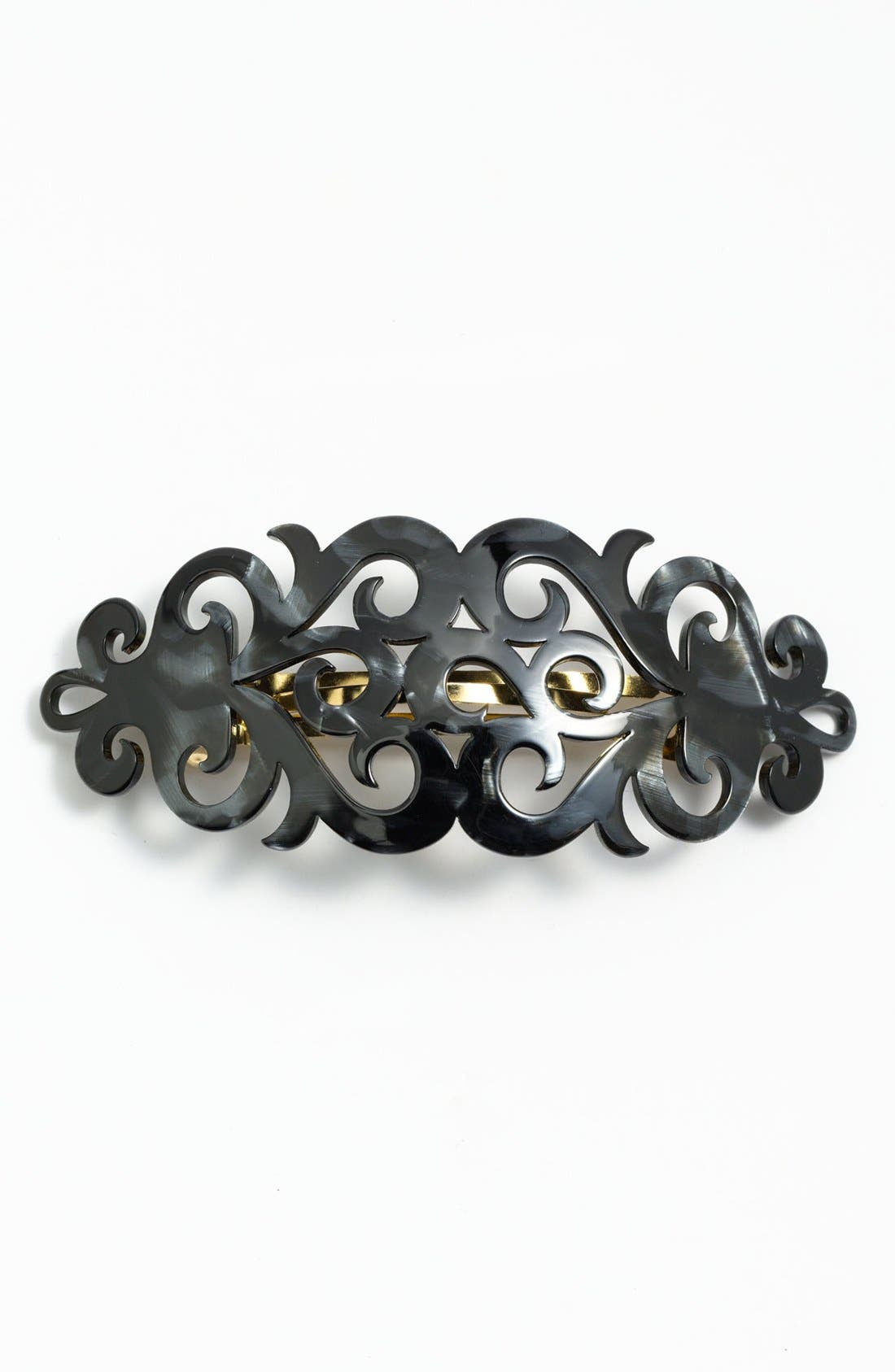 Main Image - France Luxe 'Elysee' Barrette