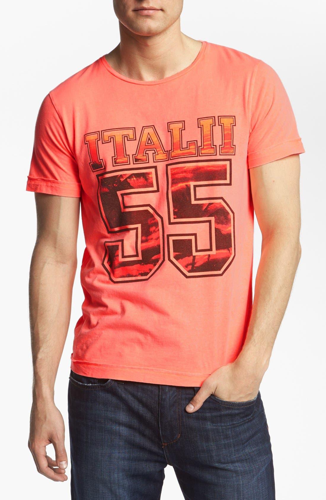 Alternate Image 1 Selected - 55DSL 'Tremble' T-Shirt