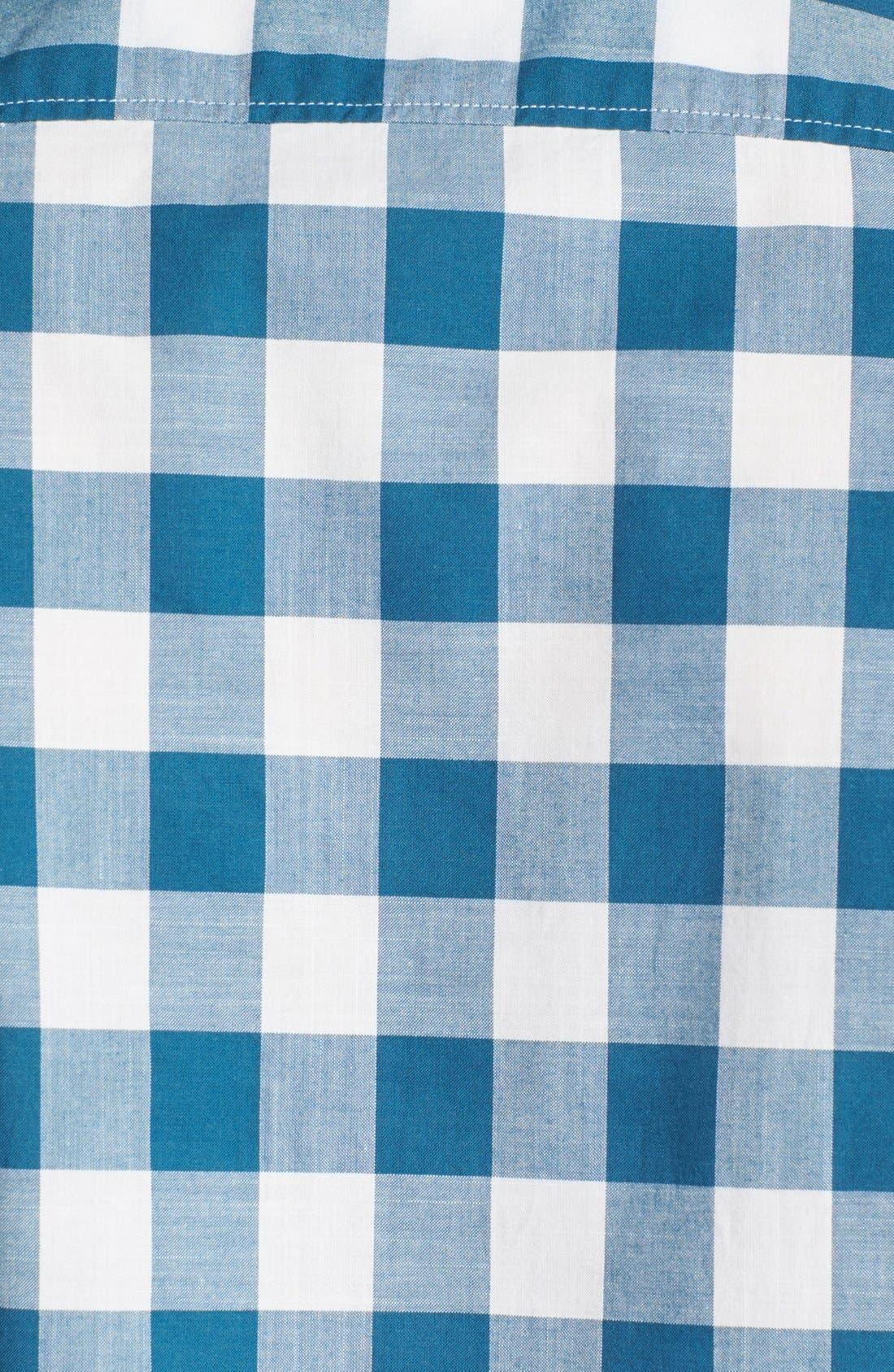 Alternate Image 3  - Burberry Brit 'Henry' Short Sleeve Sport Shirt