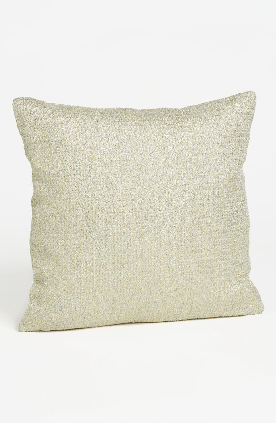 Alternate Image 1 Selected - Vince Camuto 'Bal Harbour' Metallic Pillow