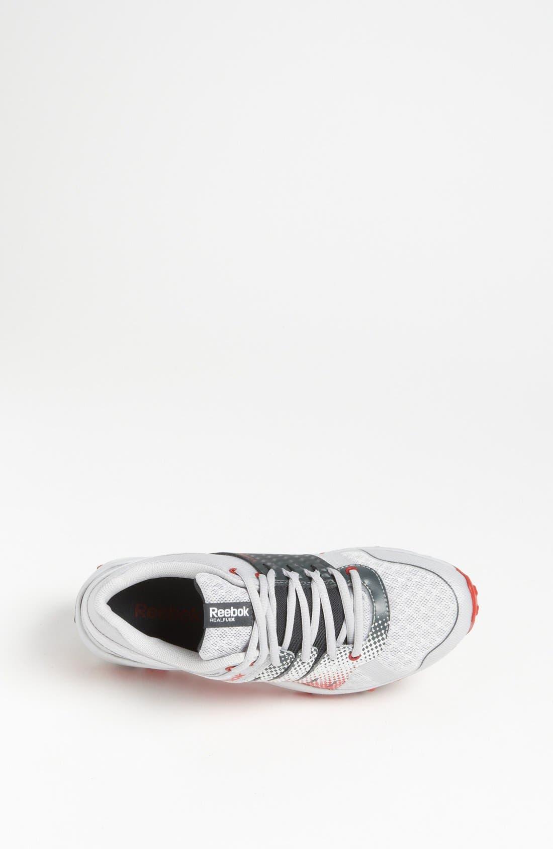 Alternate Image 3  - Reebok 'RealFlex Strength' Training Sneaker (Big Kid)