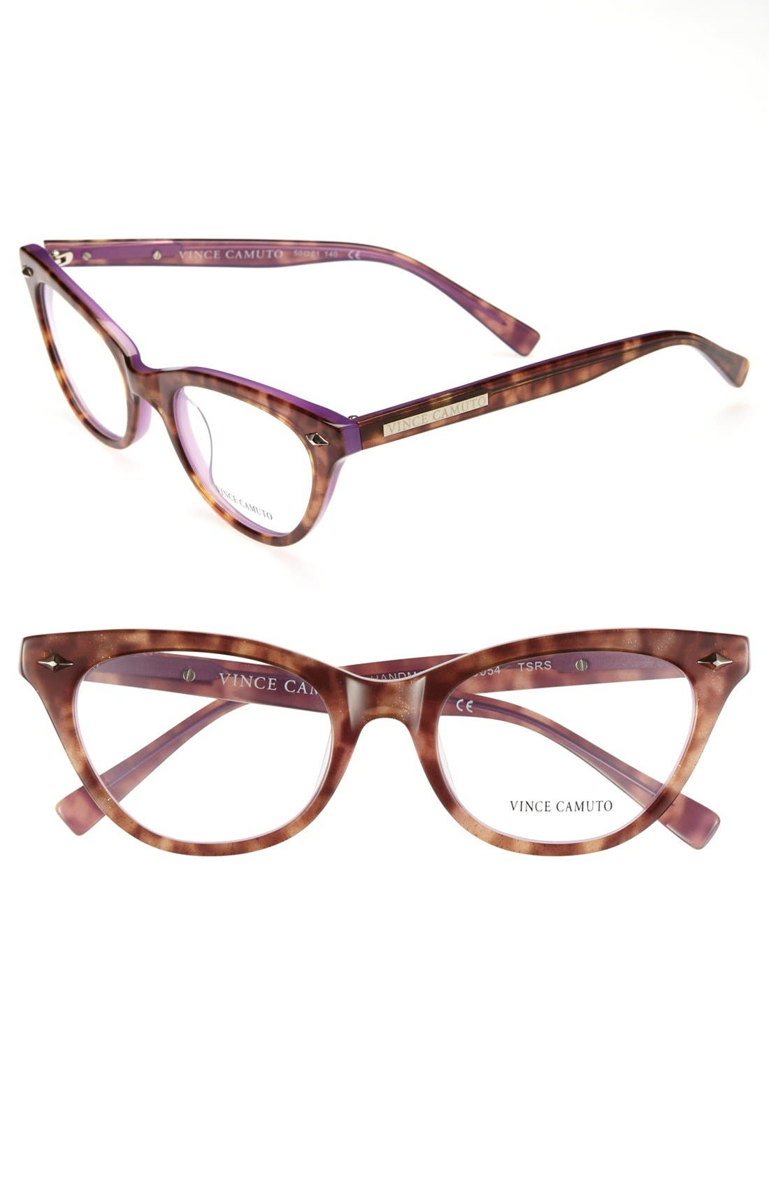 Alternate Image 1 Selected - Vince Camuto 48mm Optical Glasses