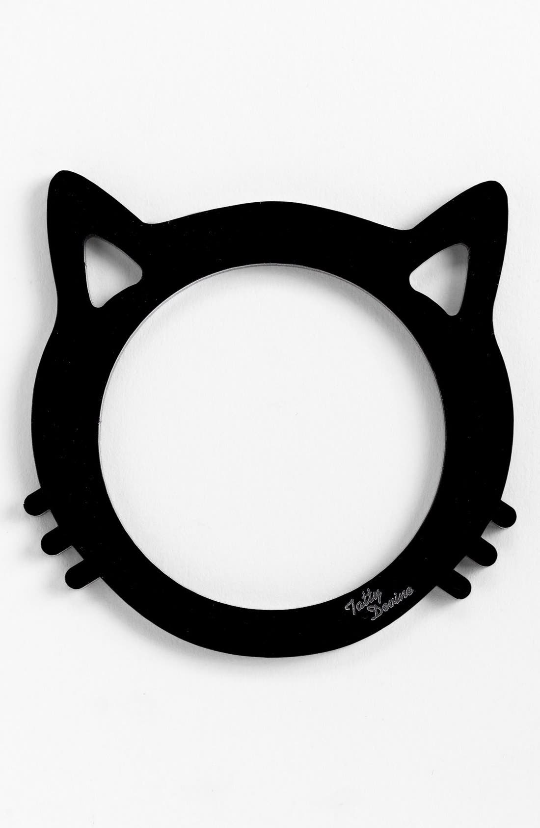 Main Image - Tatty Devine Cat's Head Bangle