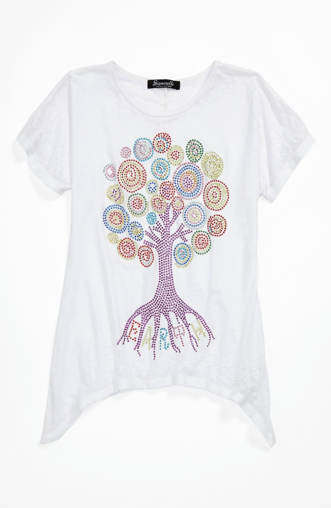 Alternate Image 1 Selected - Signorelli 'Earth' Tee (Big Girls)