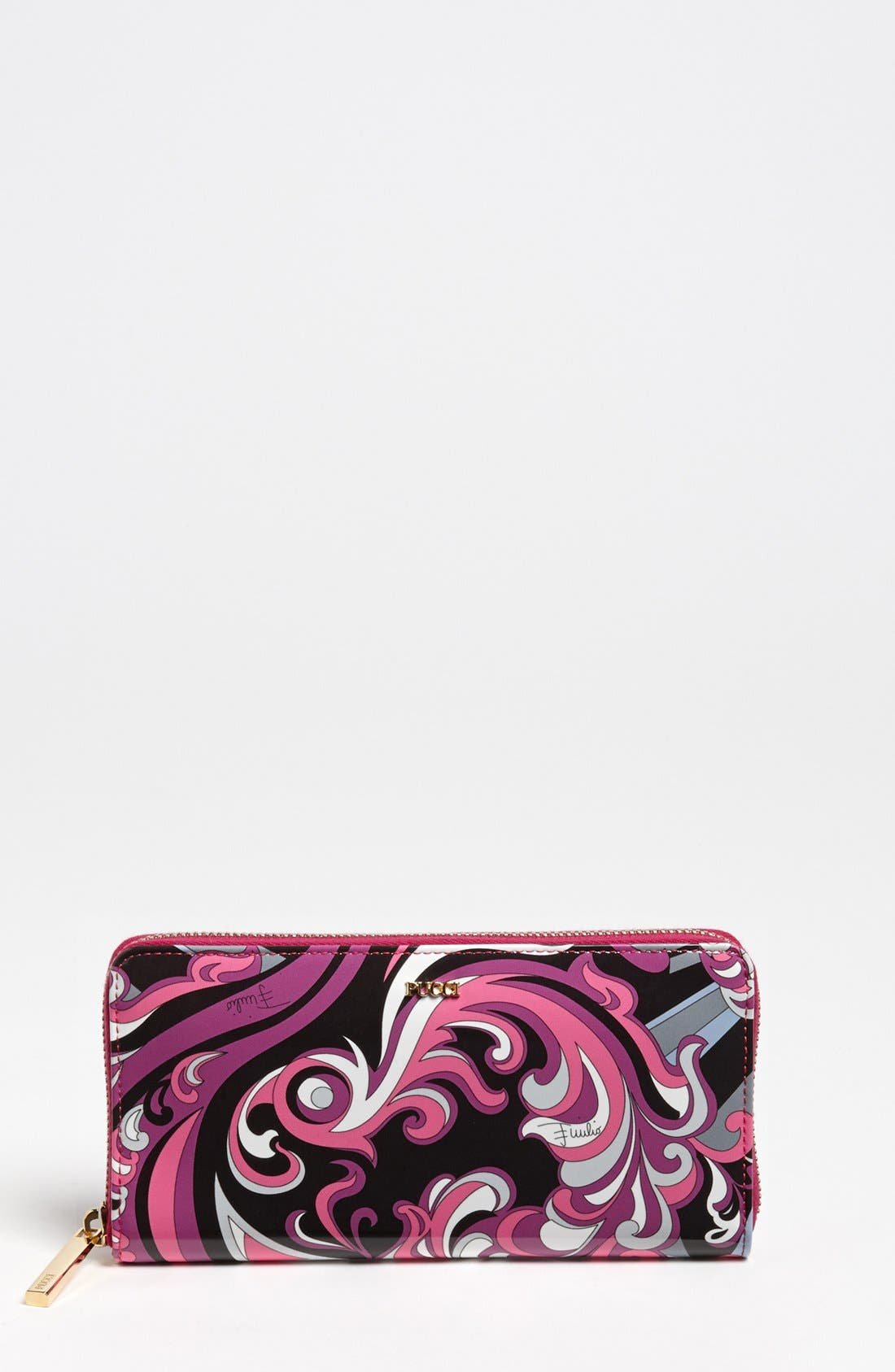 Main Image - Emilio Pucci 'Baby Neo Singapore - Large'  Zip Around Wallet