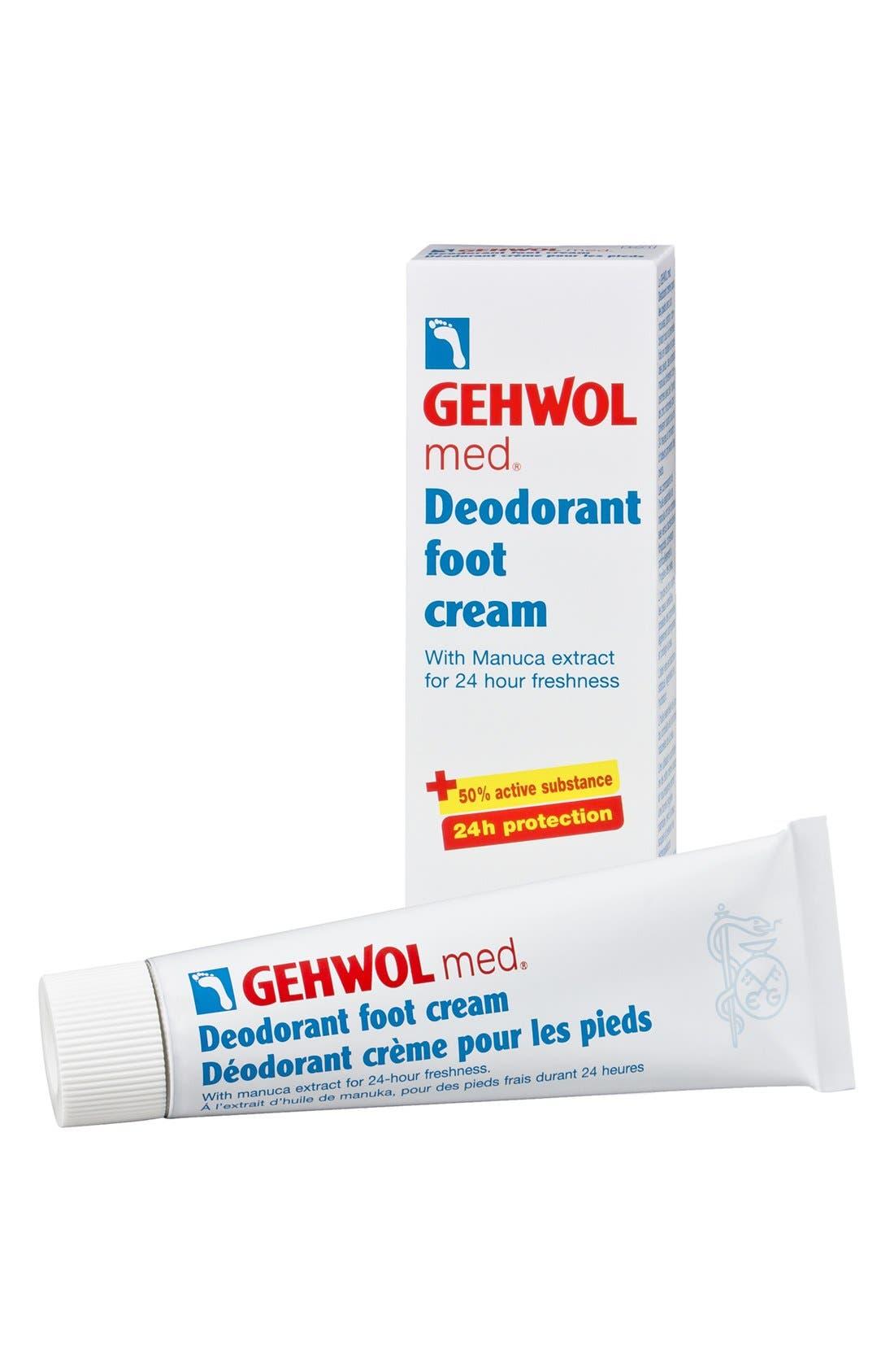 GEHWOL® GEHWOLmed® Deodorant Foot Cream