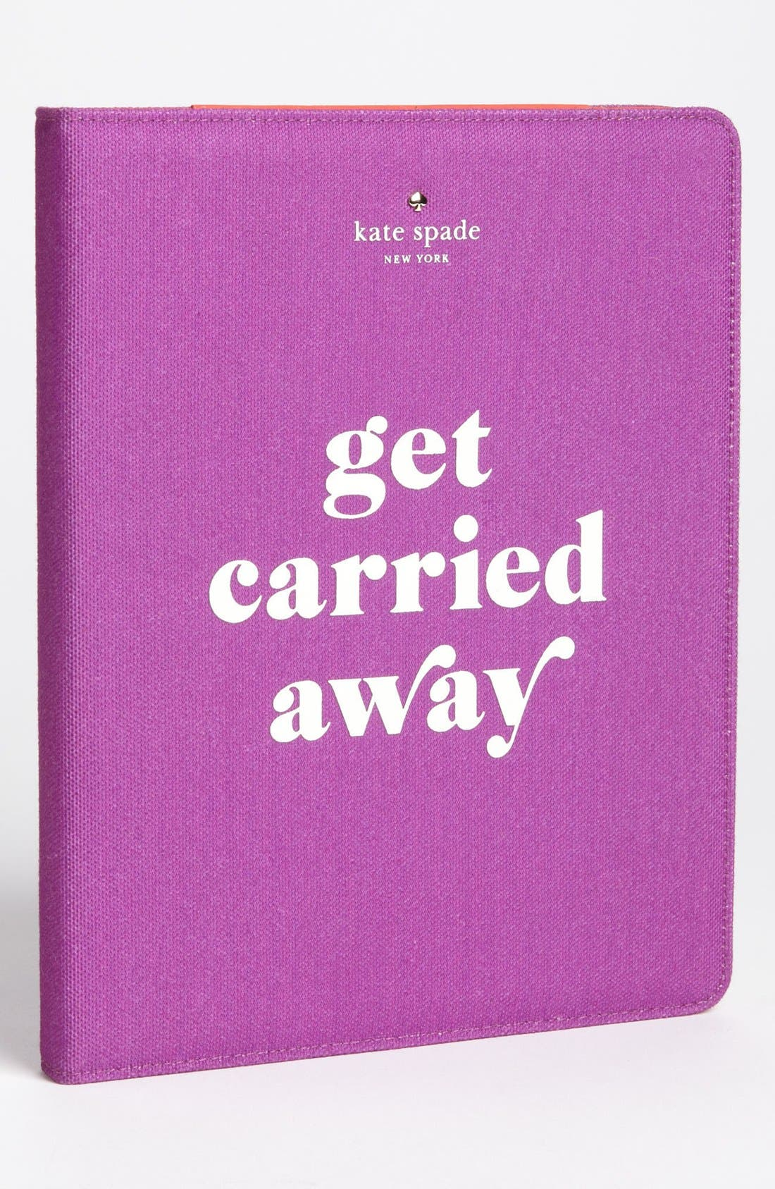 Alternate Image 1 Selected - kate spade new york 'get carried away' iPad 2 & 3 folio