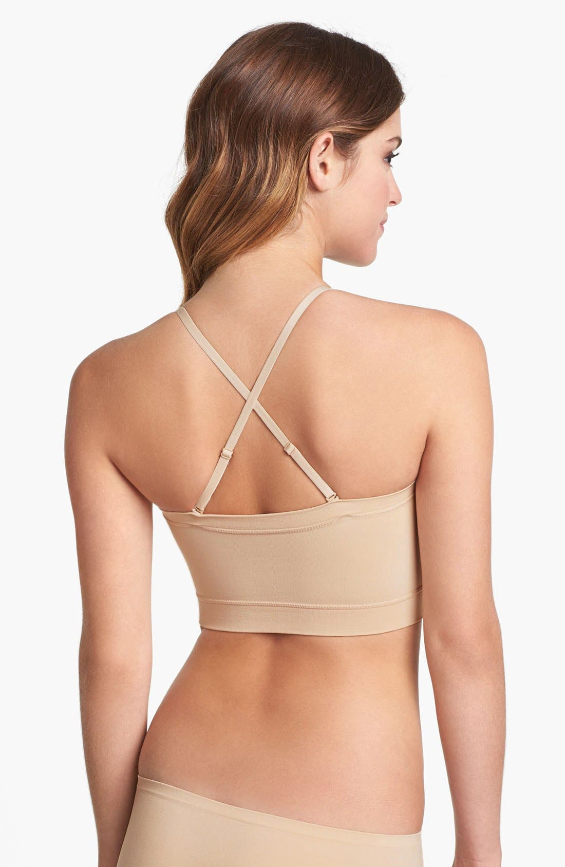 Alternate Image 3  - Shimera Seamless Convertible Bandeau