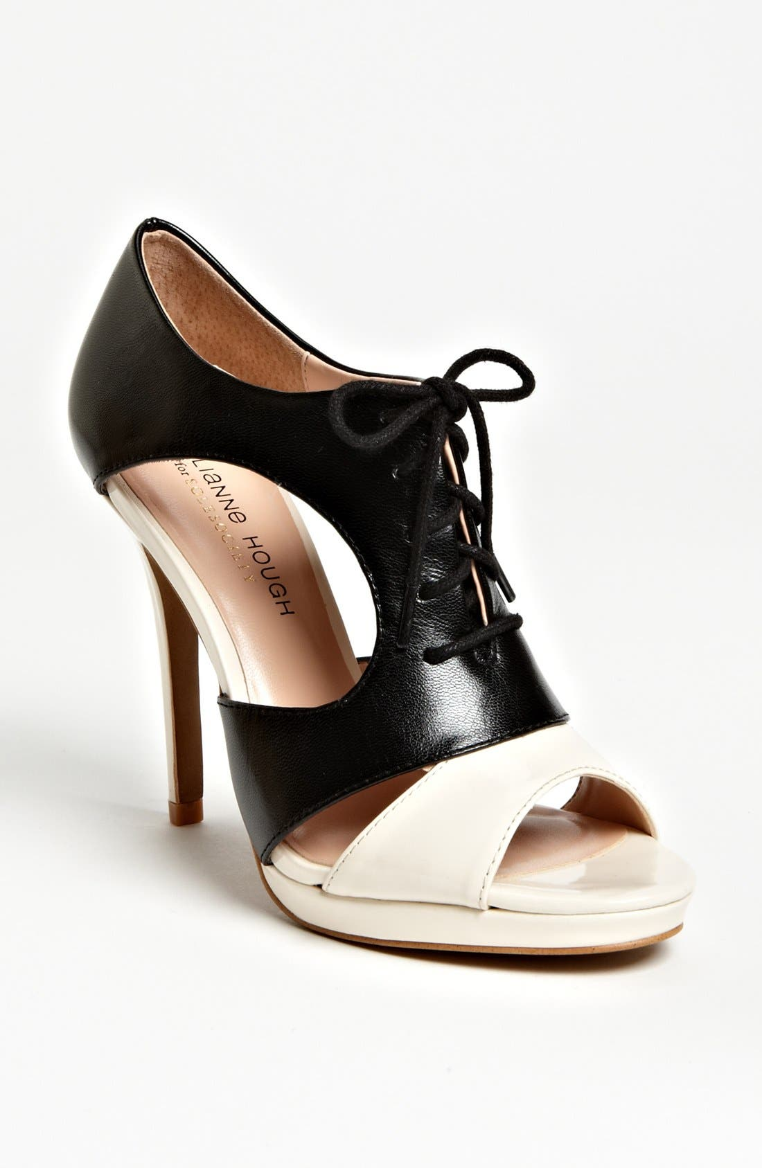 Main Image - Julianne Hough for Sole Society 'Danette' Bootie