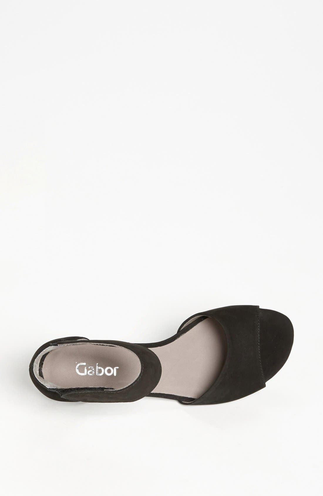 Alternate Image 3  - Gabor Sandal (Online Only)