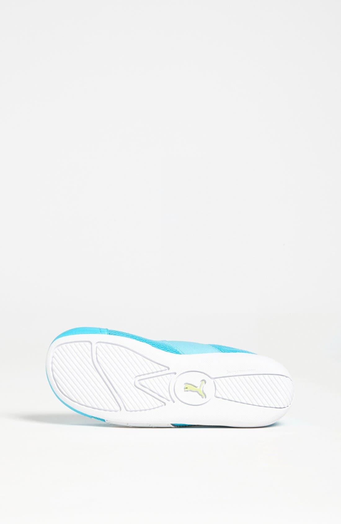 Alternate Image 4  - PUMA 'Sneakerina' Slip-On (Walker & Toddler)