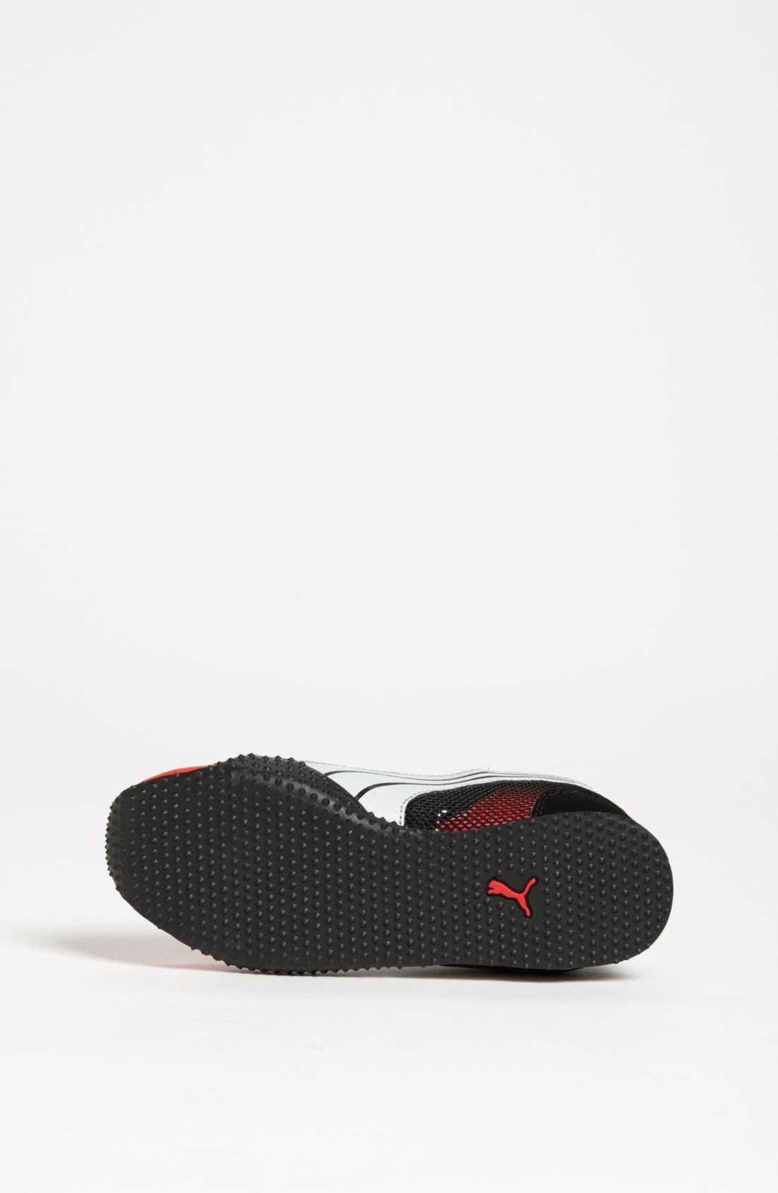 Alternate Image 4  - PUMA 'H-Mesh' Sneaker (Toddler, Little Kid & Big Kid)