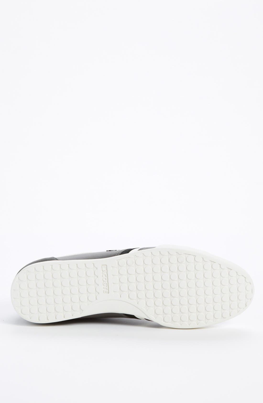 Alternate Image 4  - Lacoste 'Rayford 2' Sneaker (Men)