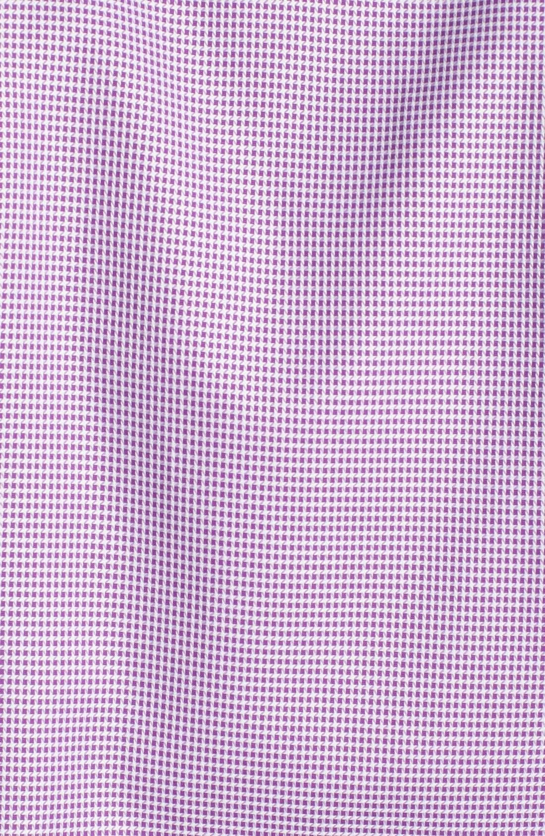 Alternate Image 3  - Robert Graham 'Toulouse' Regular Fit Sport Shirt (Tall)