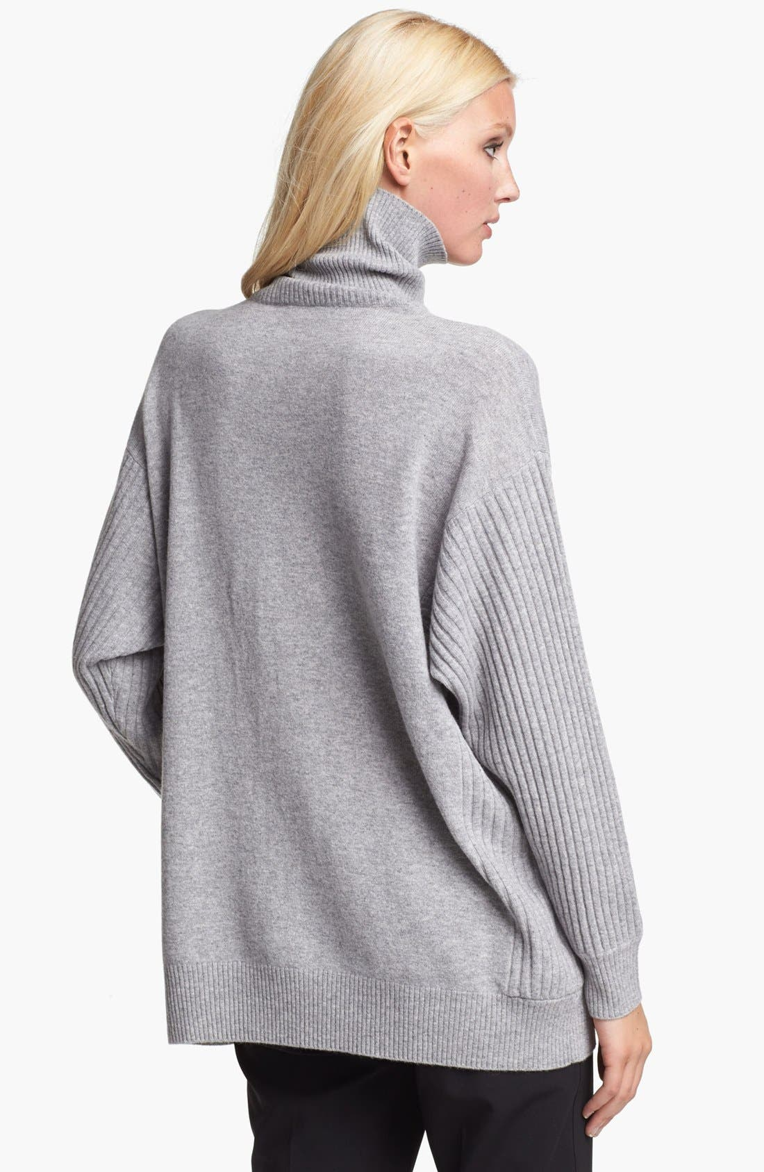 Alternate Image 2  - Vince Wool & Cashmere Sweater