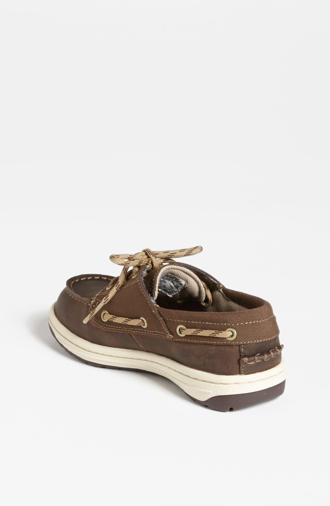 Alternate Image 2  - Timberland Earthkeepers® 'Ryan' Boat Shoe (Little Kid & Big Kid)