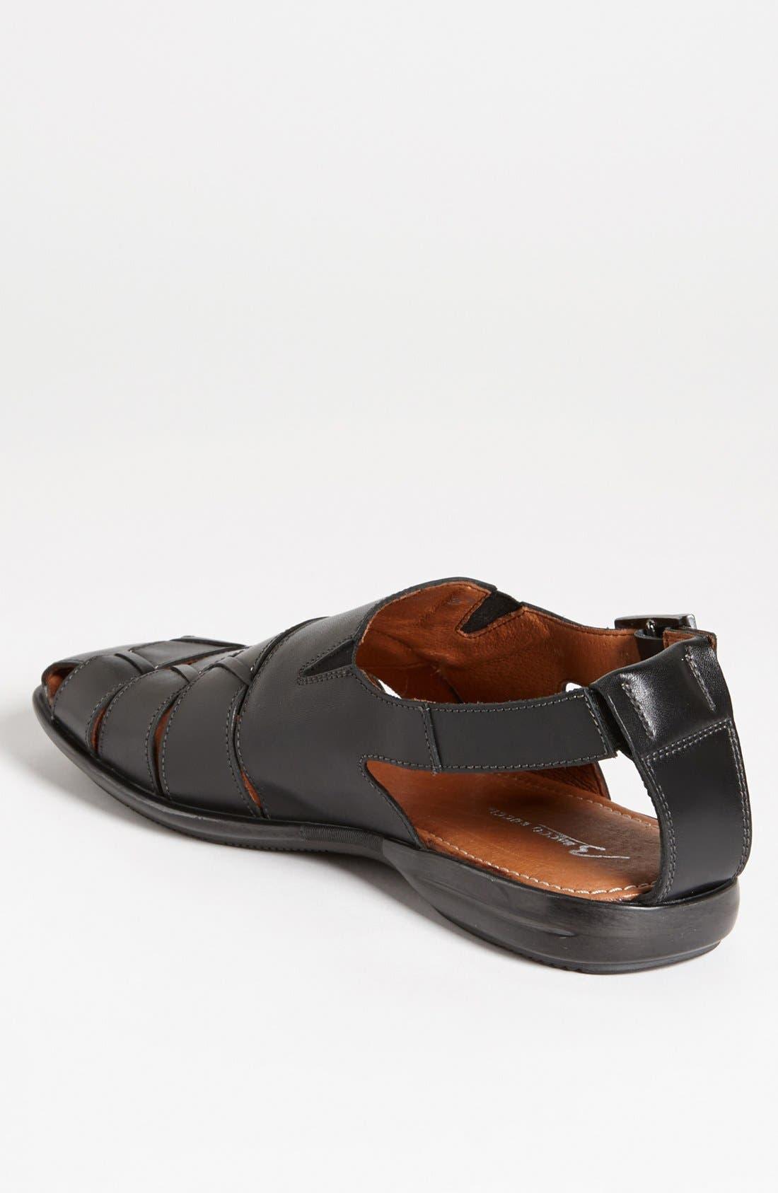 Alternate Image 2  - Bacco Bucci 'Valdano' Sandal (Men)