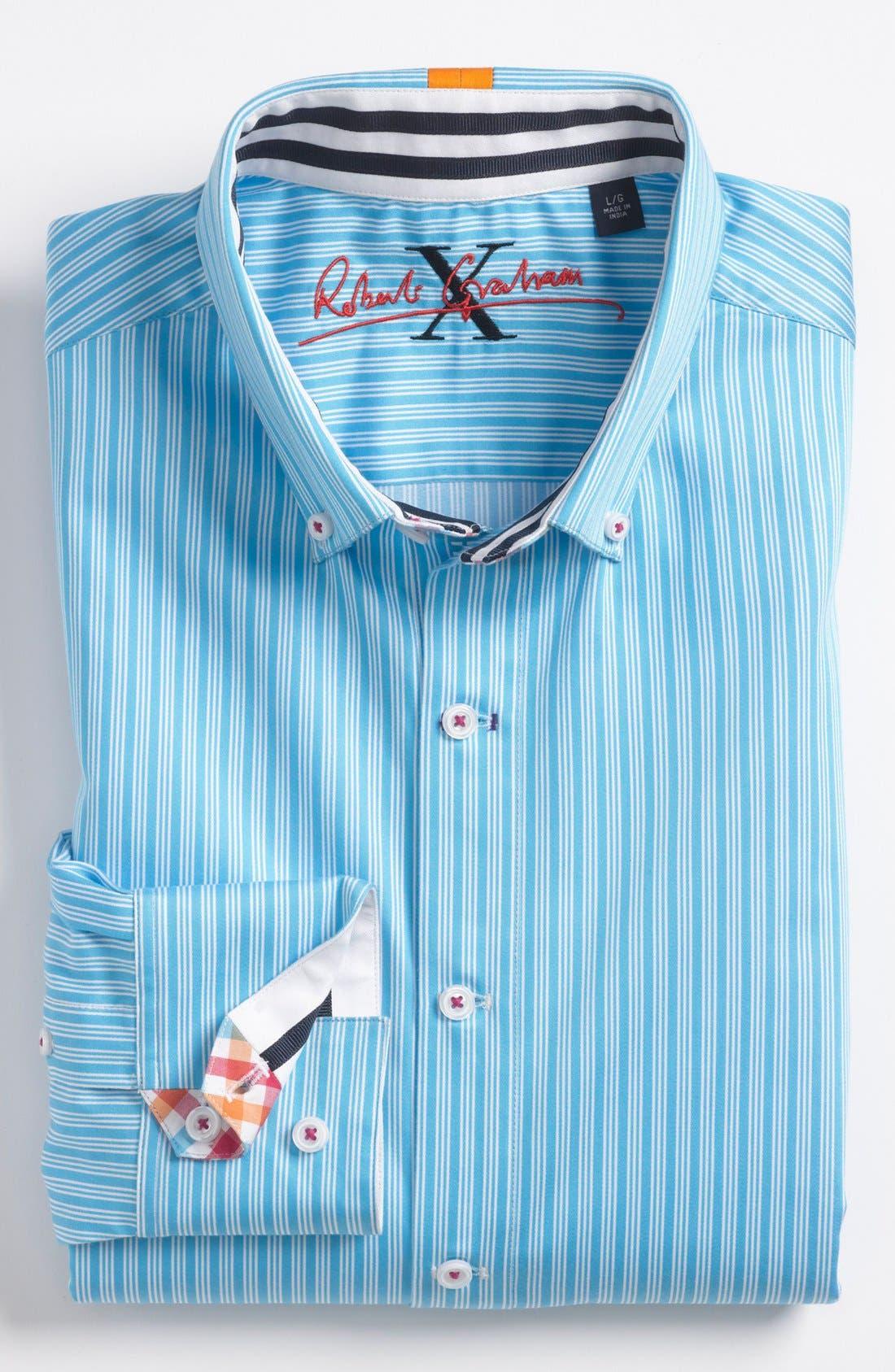 Alternate Image 2  - Robert Graham 'Tanjung' Sport Shirt