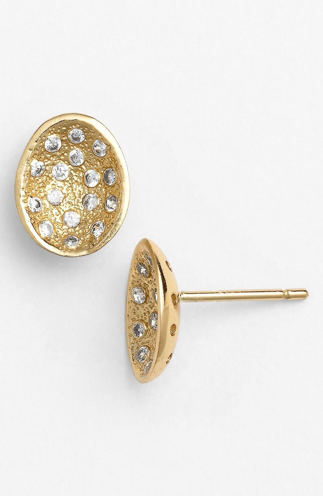 Main Image - Melinda Maria 'Colleen' Pod Stud Earrings