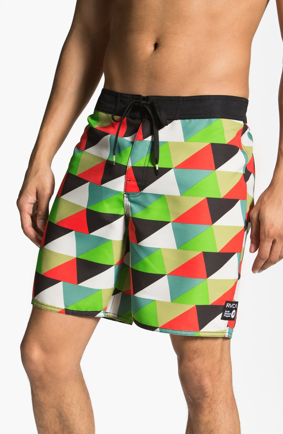 Alternate Image 1 Selected - RVCA 'Barry McGee' Board Shorts