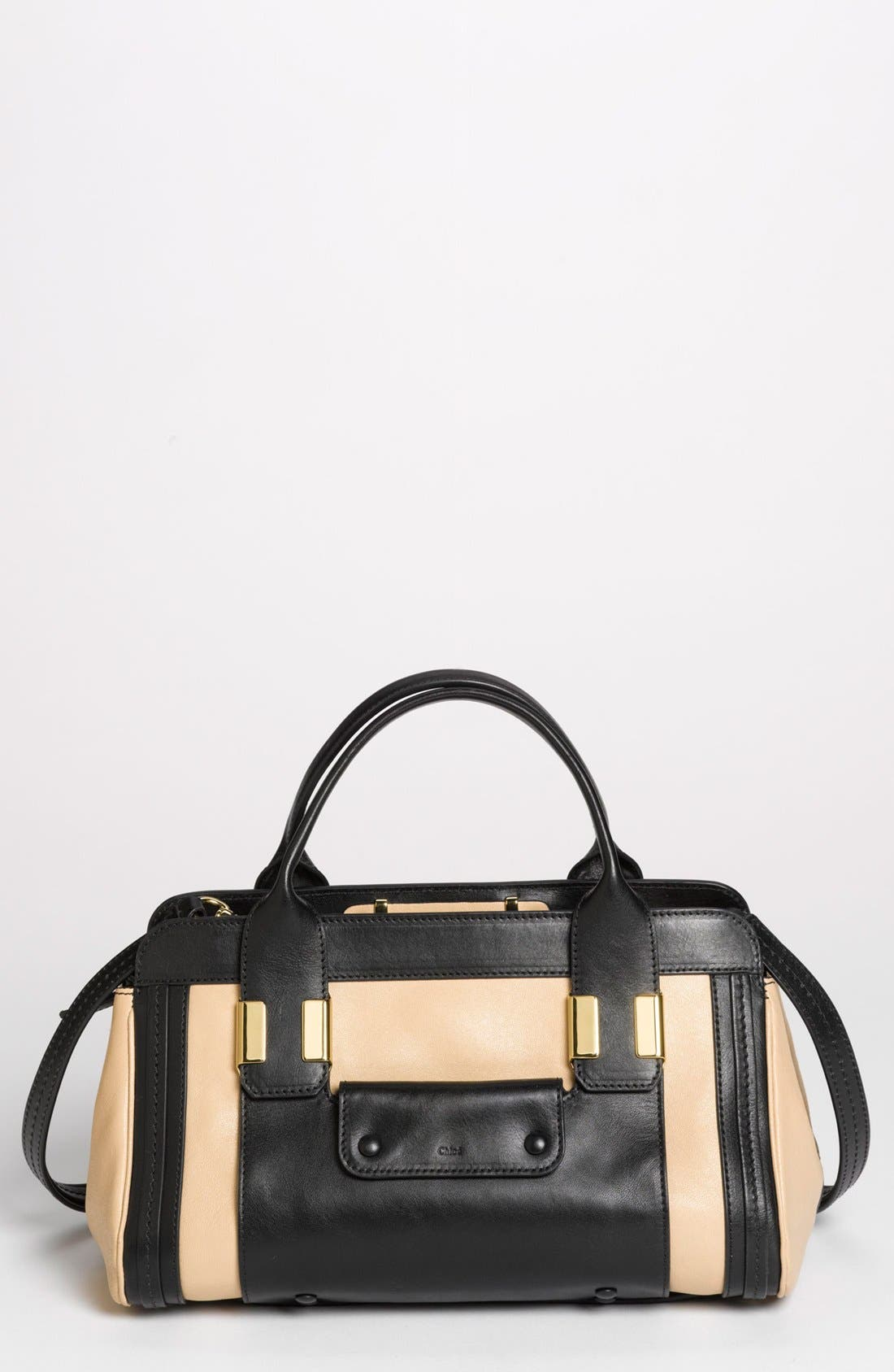 Main Image - Chloé 'Alice - Mini' Crossbody Bag