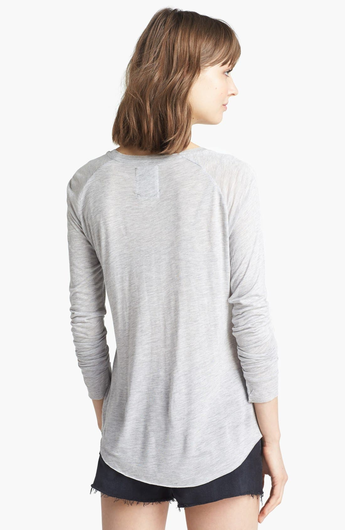 Alternate Image 2  - Zoe Karssen 'Brooklyn' Long Sleeve Tee