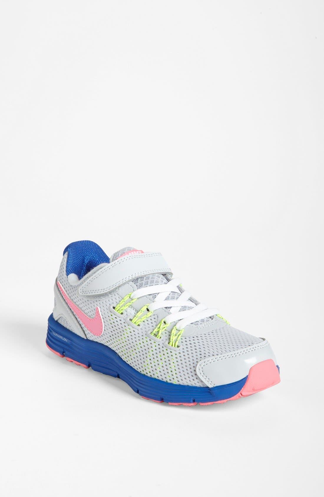 Main Image - Nike 'LunarGlide 4' Running Shoe (Baby, Walker, Toddler & Little Kid)