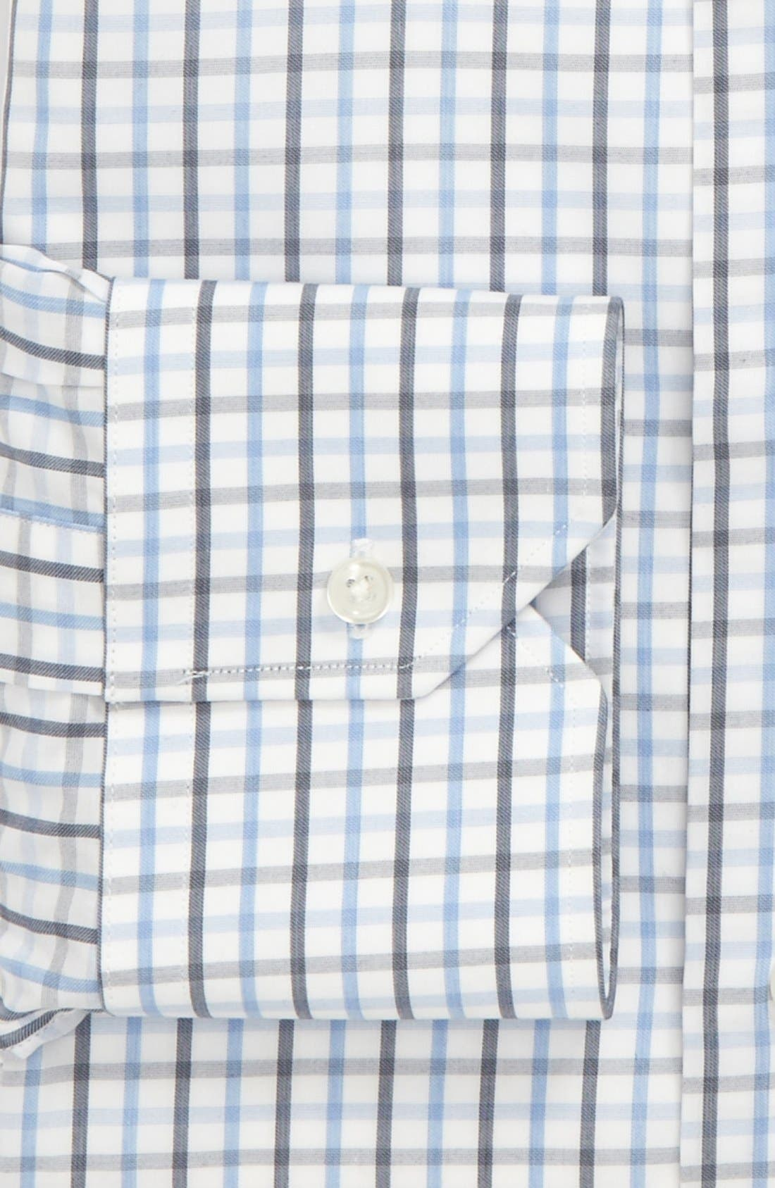 Alternate Image 2  - John W. Nordstrom Traditional Fit Dress Shirt