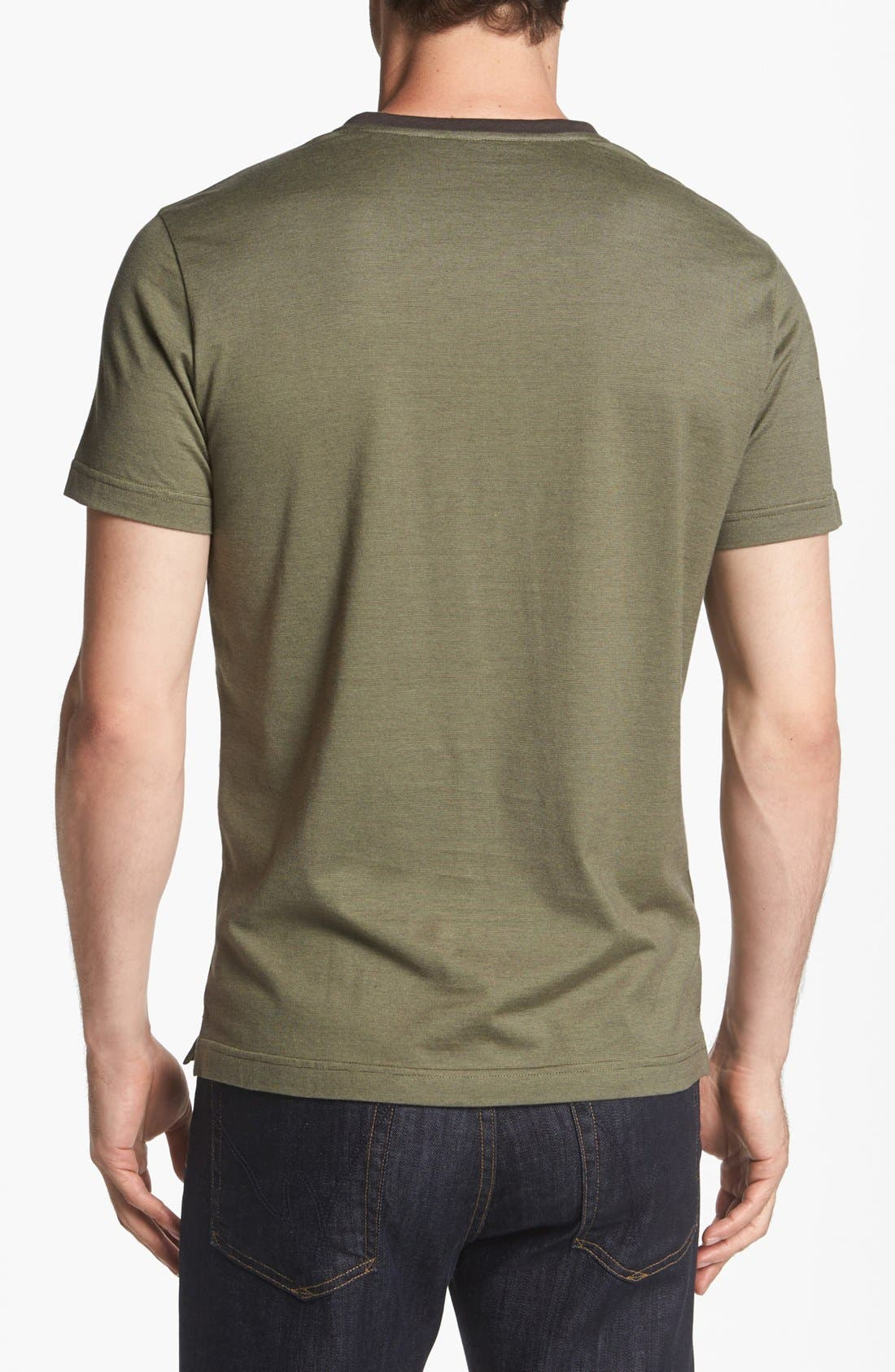 Alternate Image 2  - Robert Barakett 'Connor' V-Neck T-shirt