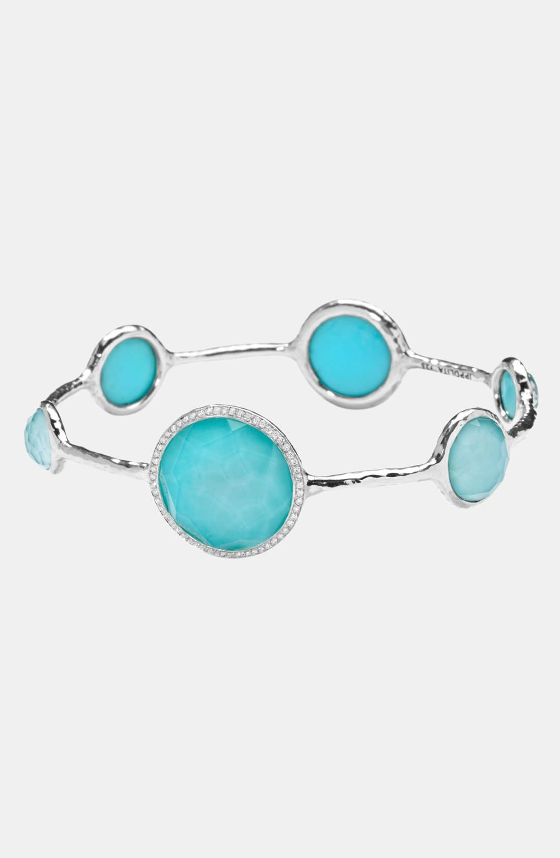 Alternate Image 1 Selected - Ippolita 'Stella - Lollipop' 6-Stone Bangle