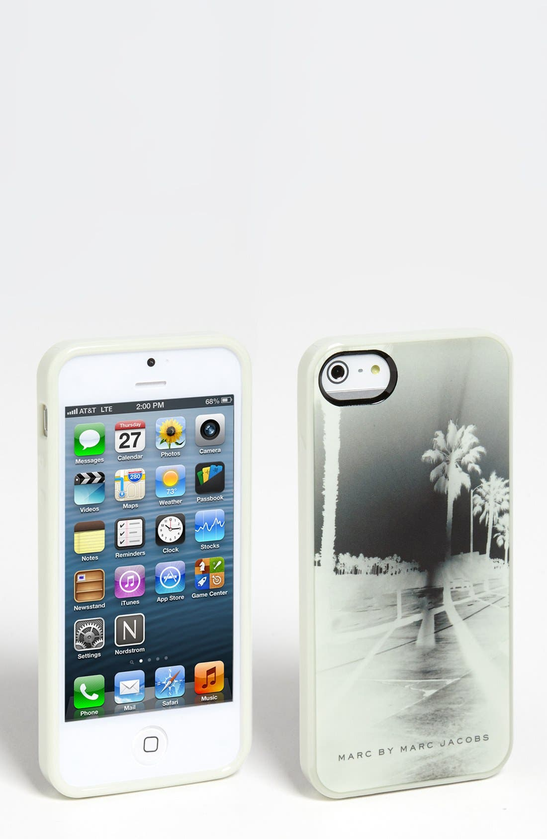 Alternate Image 1 Selected - MARC BY MARC JACOBS 'Boardwalk' iPhone 5 & 5S Case