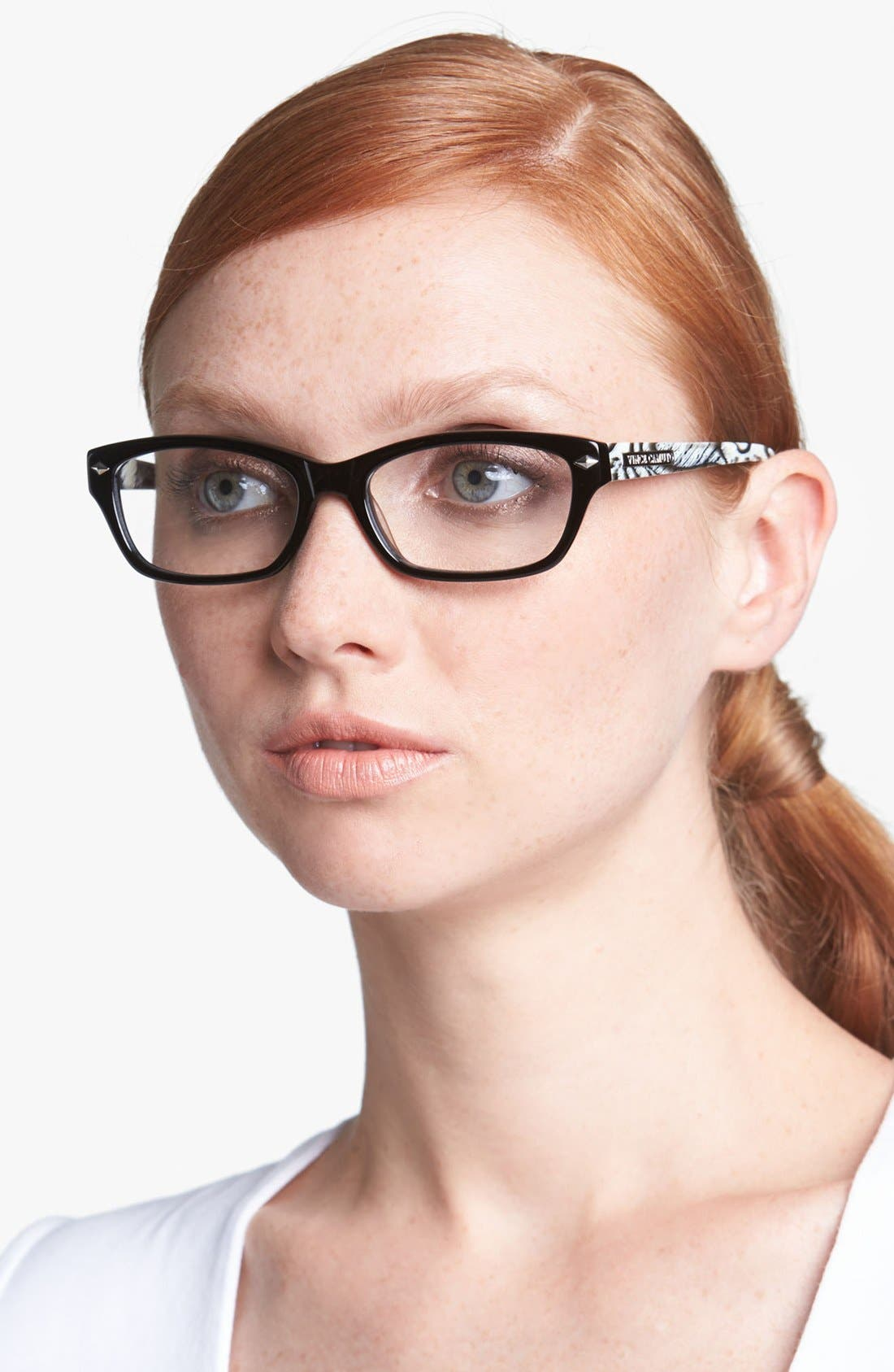 Alternate Image 1 Selected - Vince Camuto 51mm Optical Glasses
