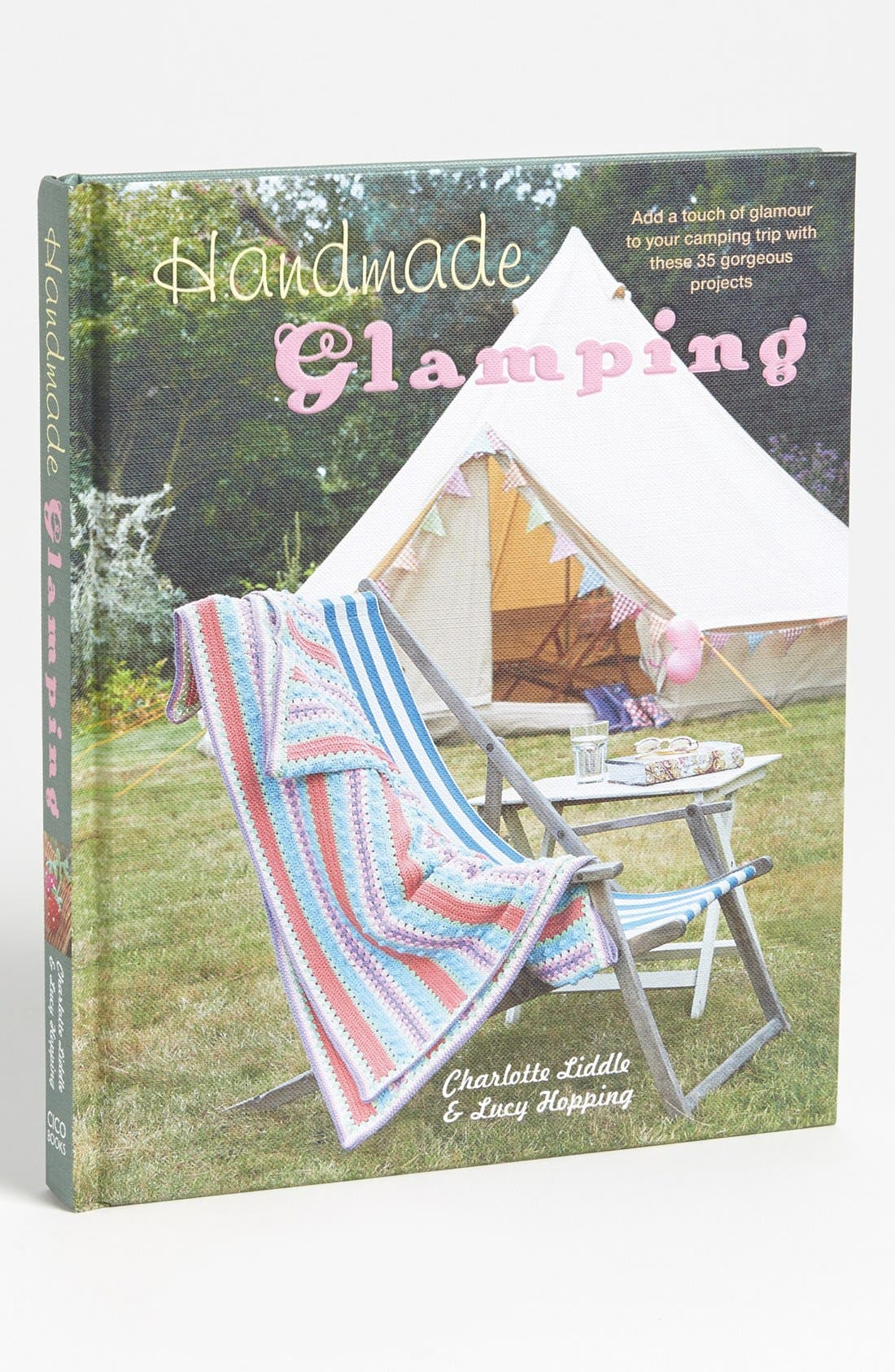 Main Image - 'Handmade Glamping' Craft Book