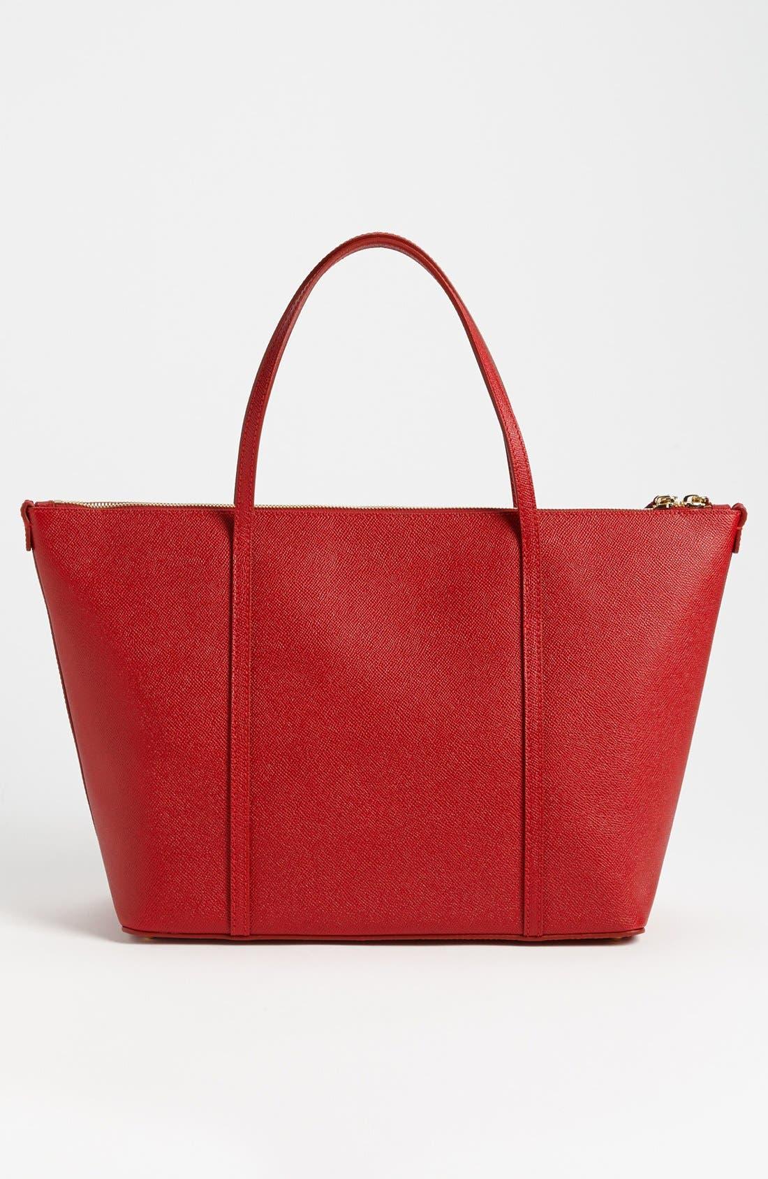 Alternate Image 4  - Dolce&Gabbana 'Miss Escape - Classic' Leather Tote