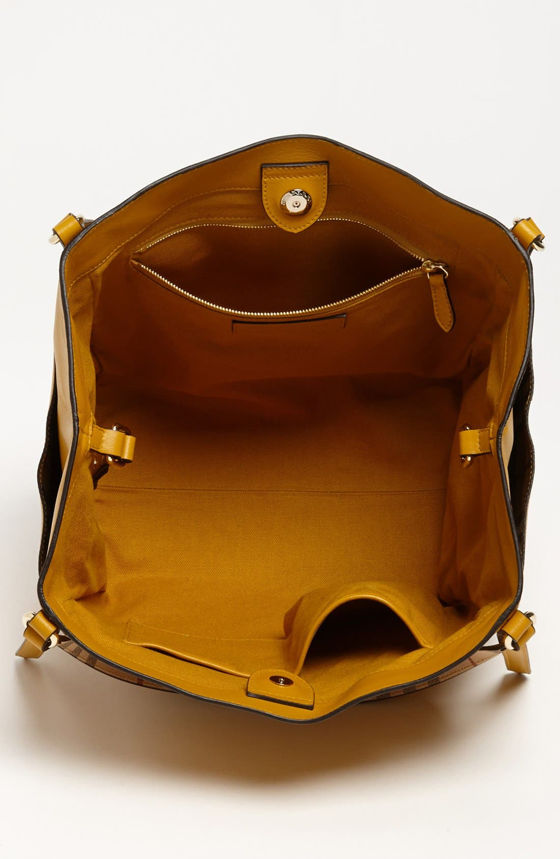 Alternate Image 3  - Burberry 'Canterbury - Small' Leather Tote