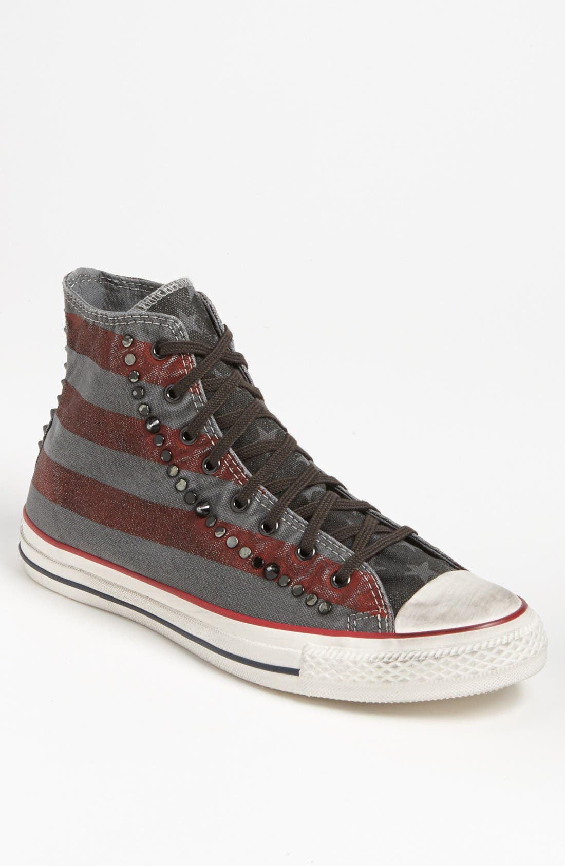 Alternate Image 1 Selected - Converse 'Chuck Taylor® All Star®' High Top Sneaker (Men)