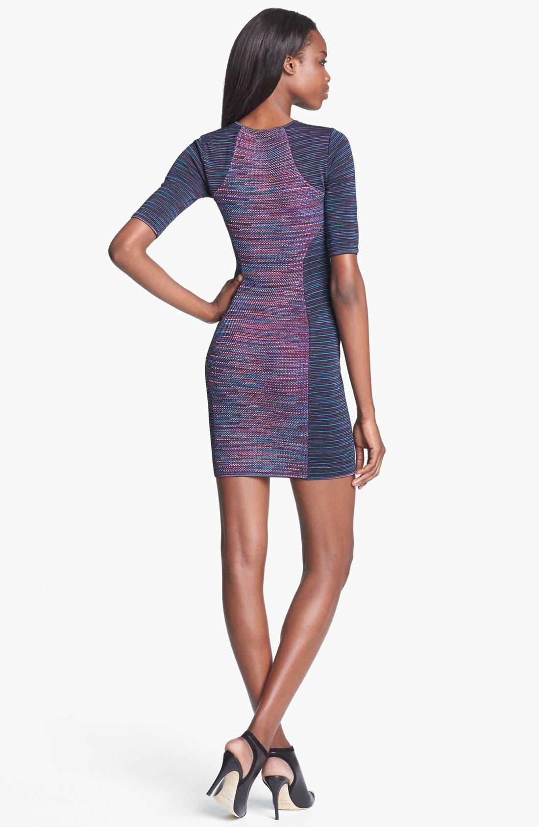 Alternate Image 2  - M Missoni Patchwork Dress