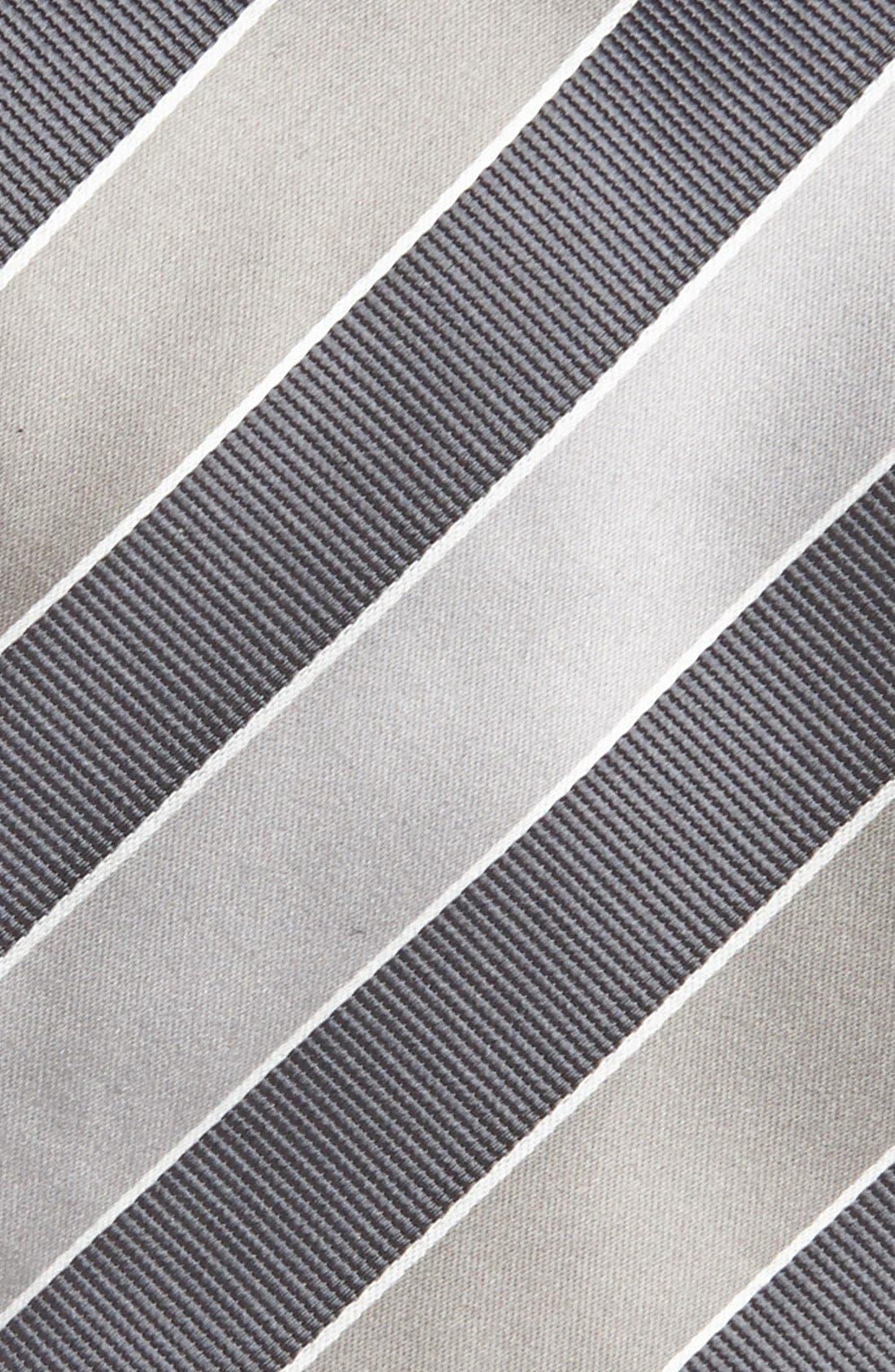 Alternate Image 2  - David Donahue Woven Tie